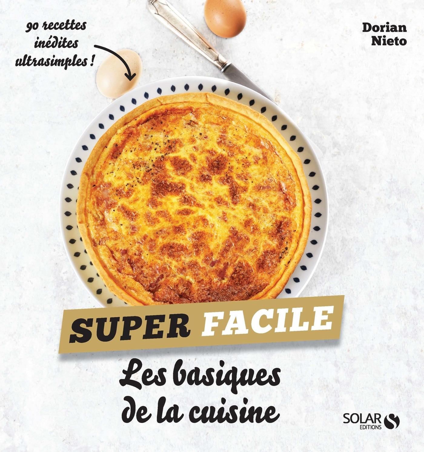 Les basiques de la cuisine - super facile (ebook)