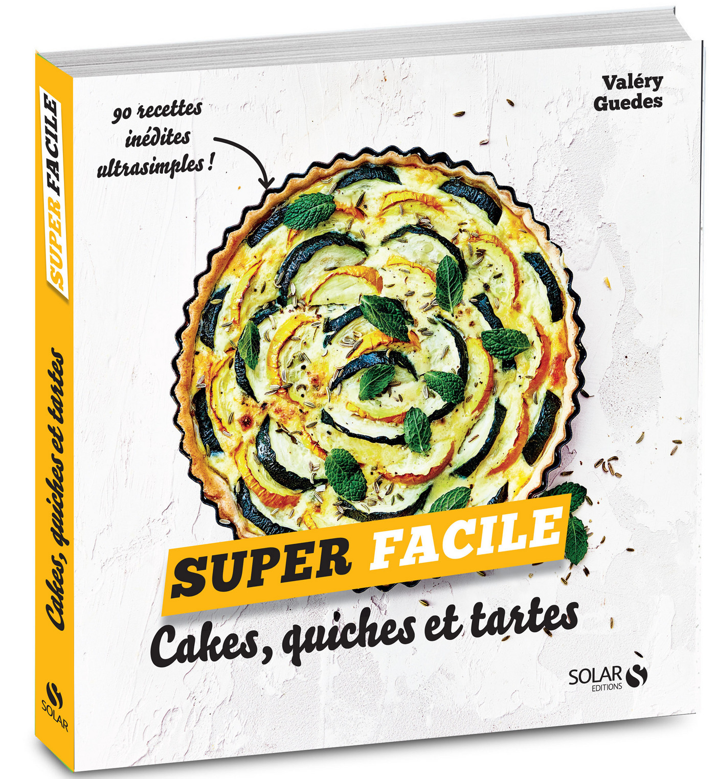 Cakes, quiches et tartes - super facile