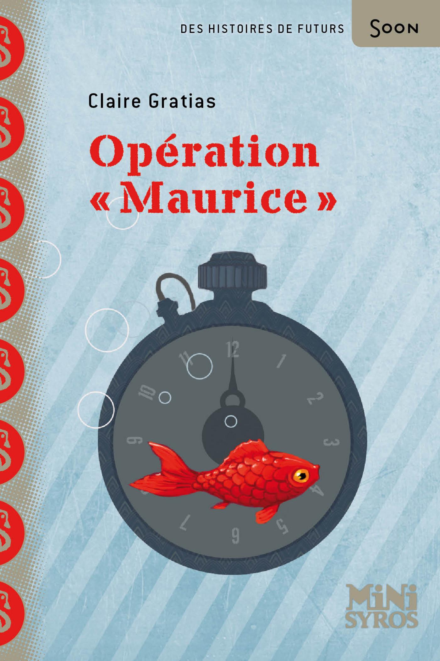 "Opération ""Maurice"" (ebook)"