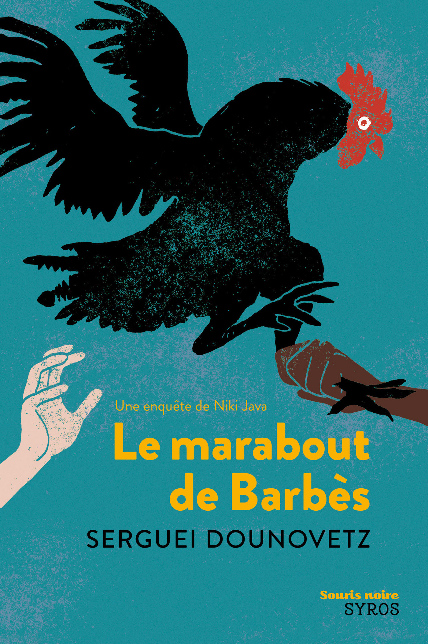 Le marabout de Barbès (ebook)