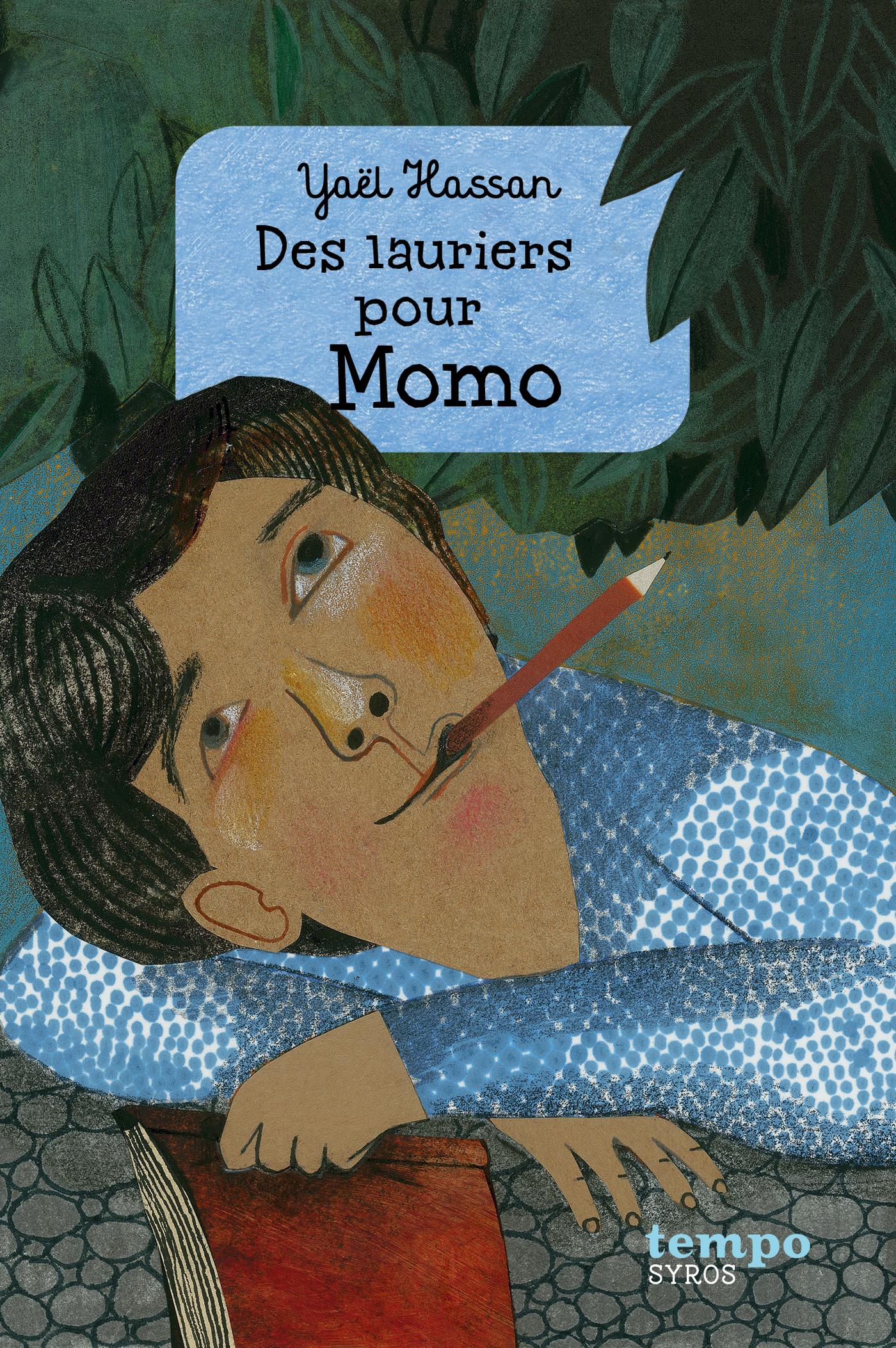 Des lauriers pour Momo (ebook)