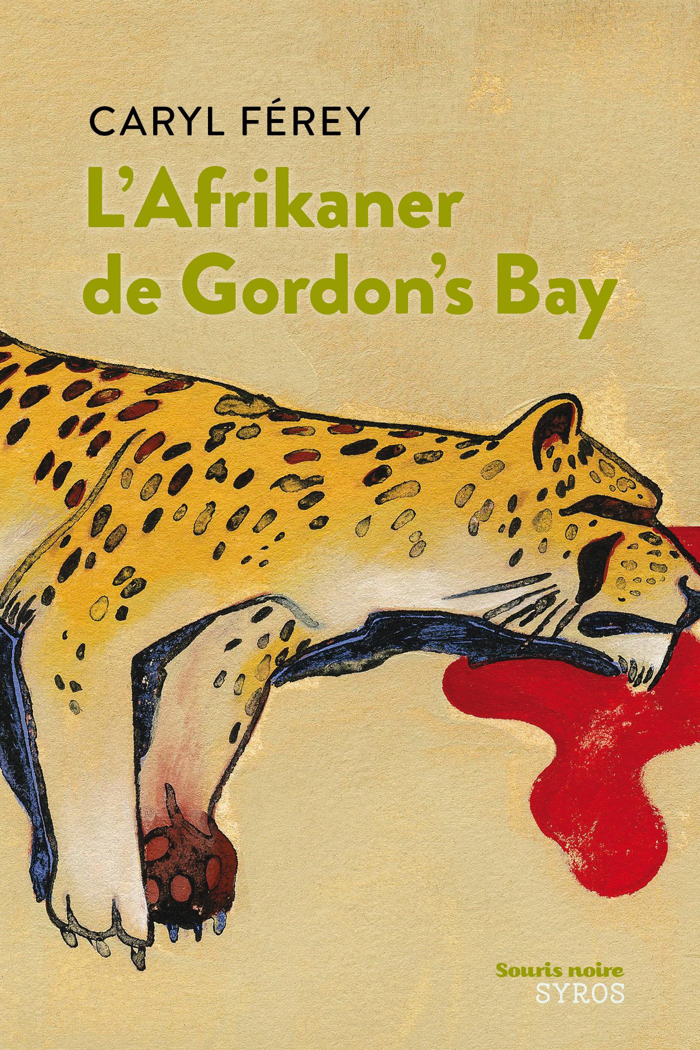 L'afrikaner de Gordon's bay (ebook)