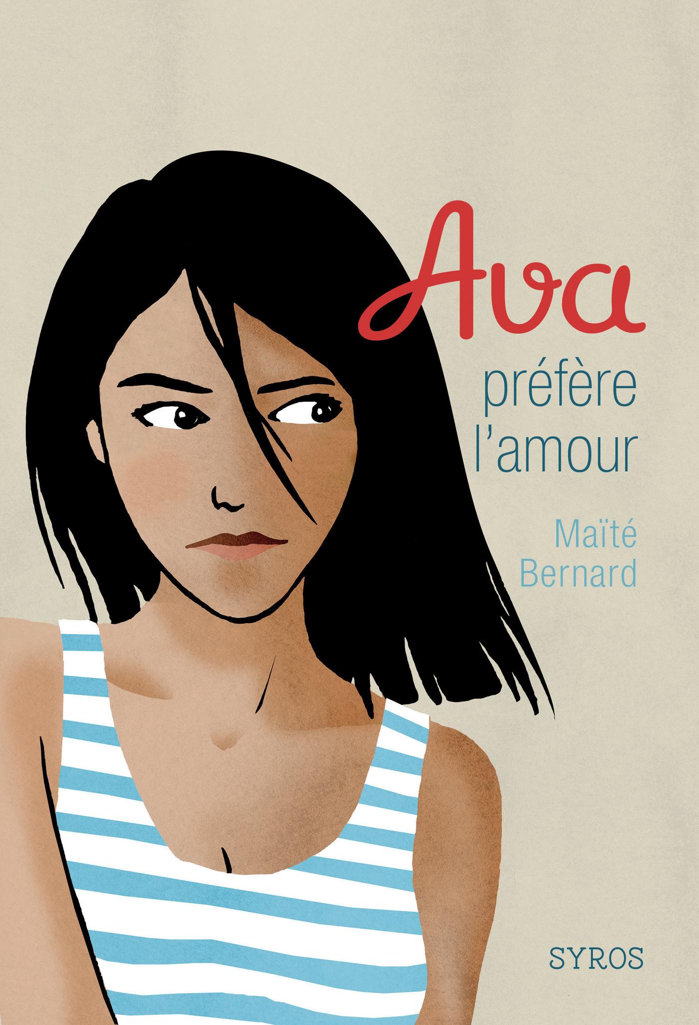 Ava préfère l'amour (ebook)