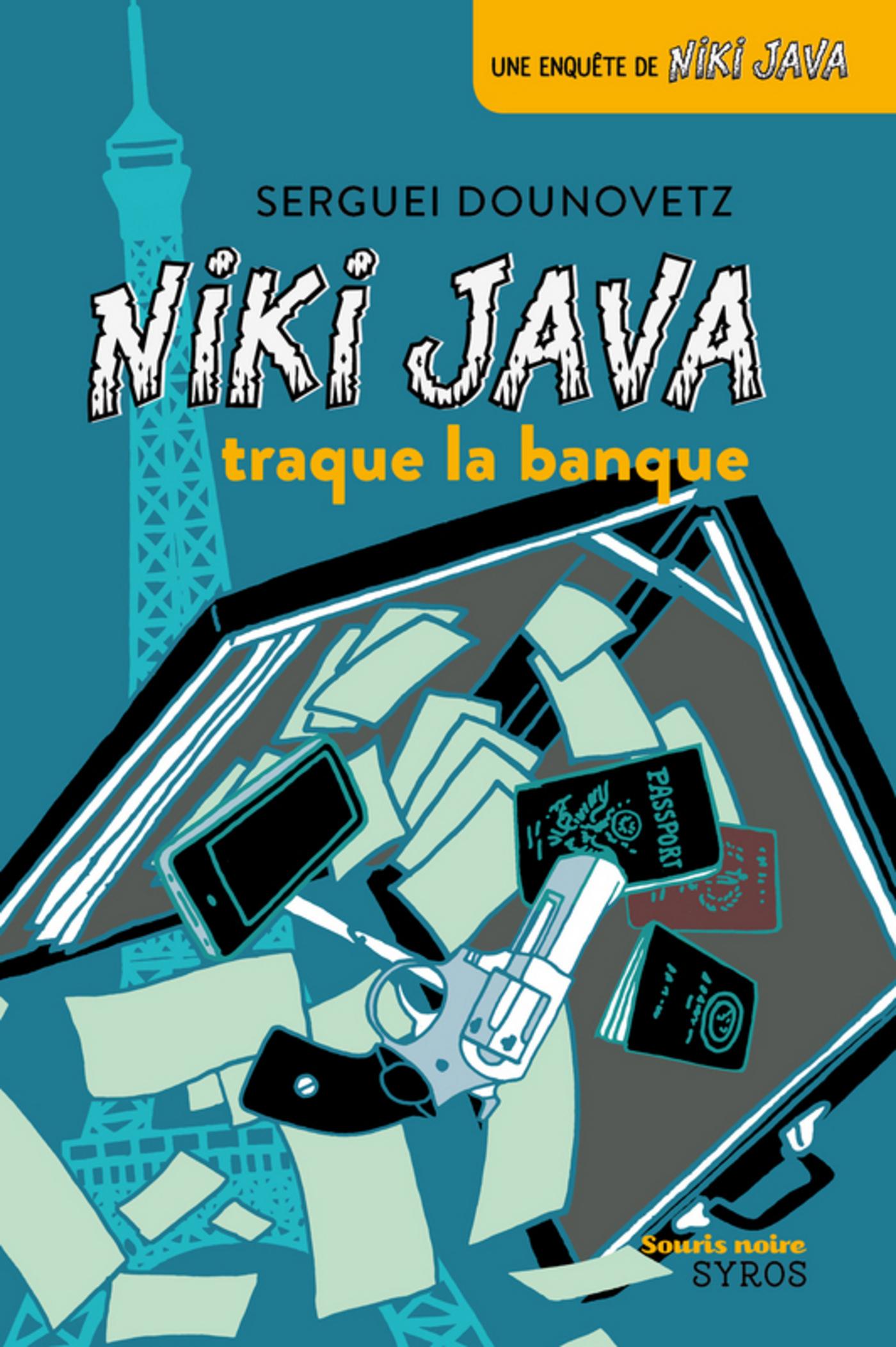 Niki Java traque la banque (ebook)