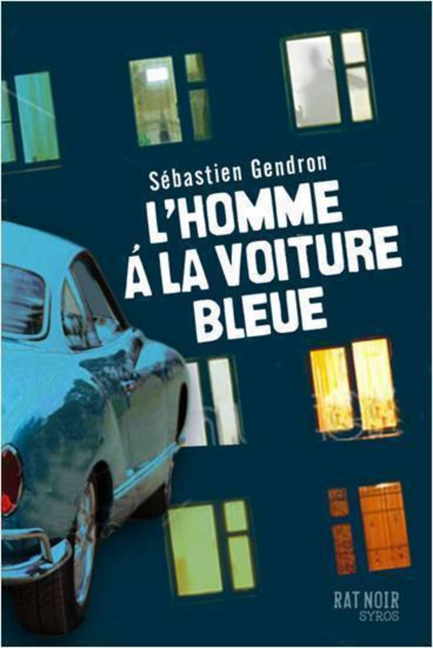 L'homme à la voiture bleue (ebook)