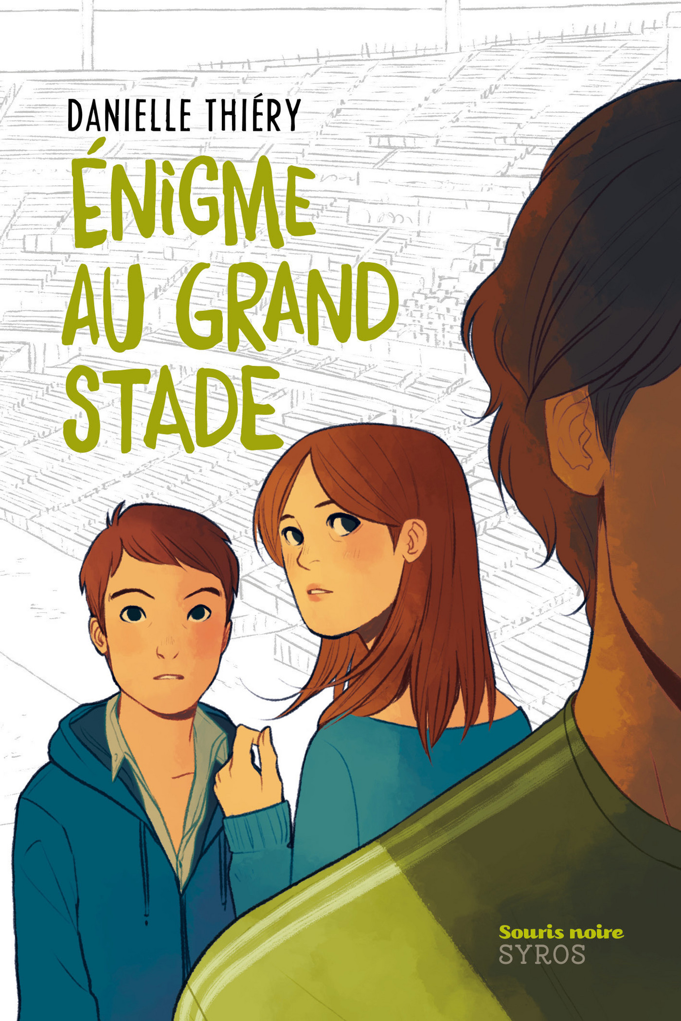 Énigme au Grand Stade (ebook)