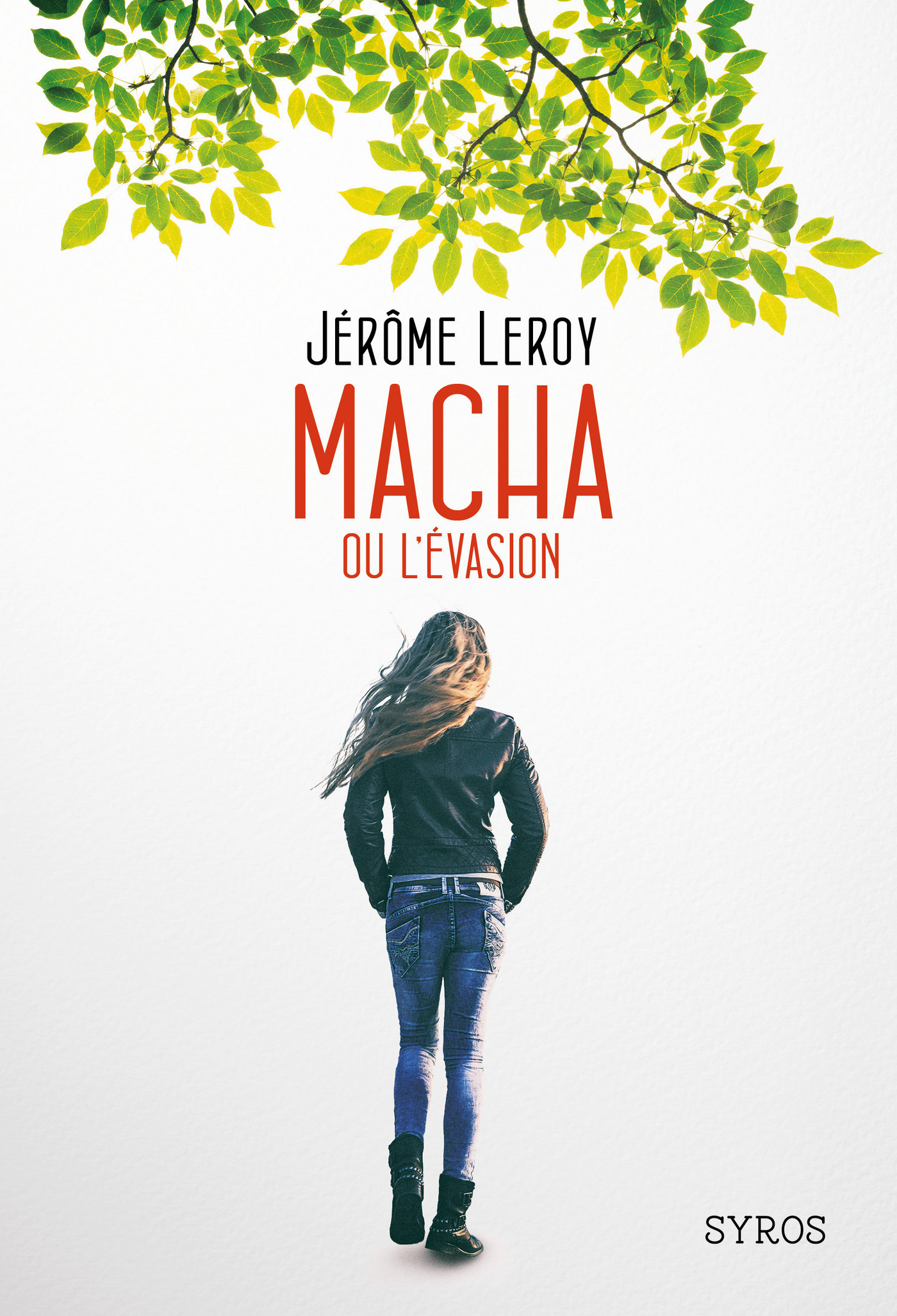 Macha ou l'évasion (ebook)