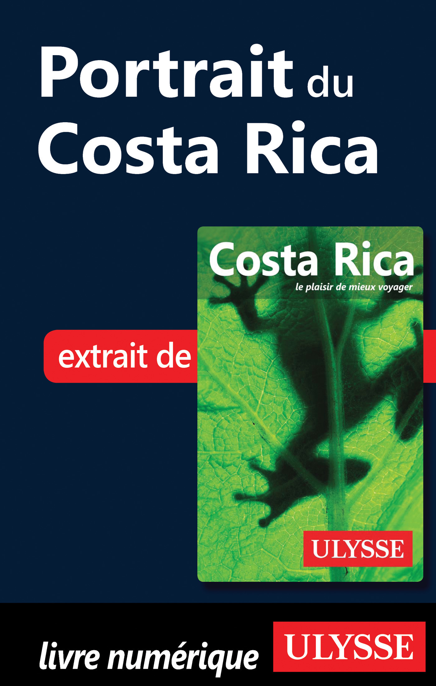 Portrait du Costa Rica