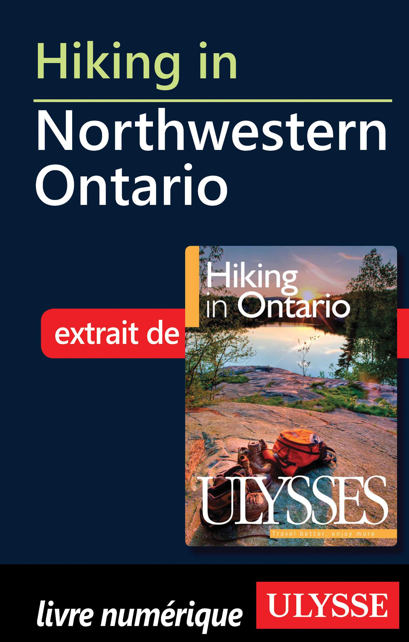 Hiking in Northwestern Ontario (ebook)