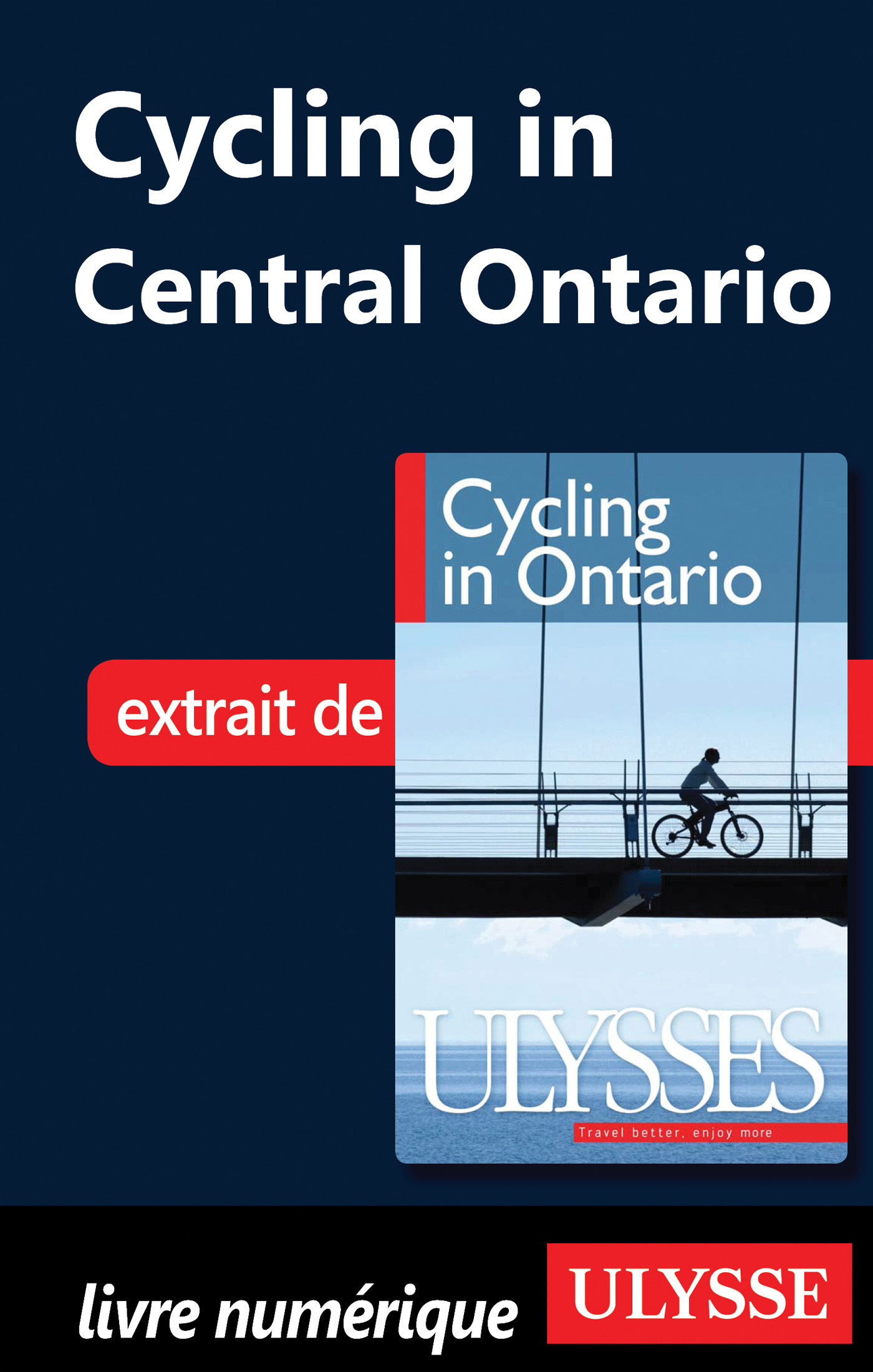Cycling in Central Ontario (ebook)