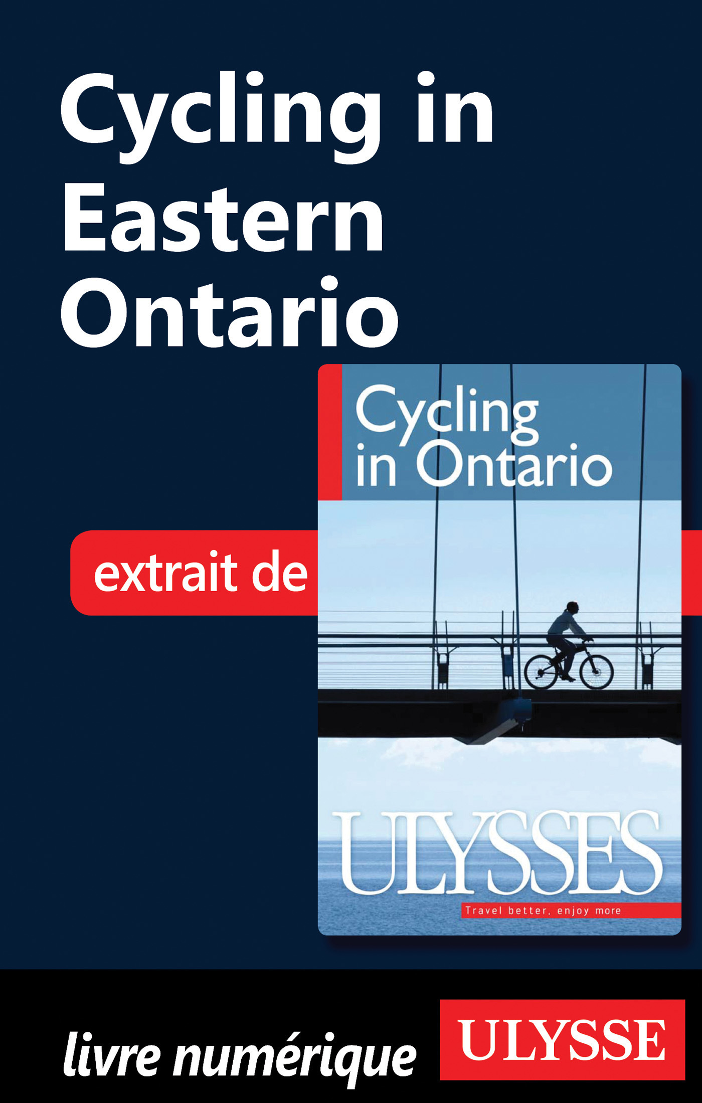 Cycling in Eastern Ontario (ebook)