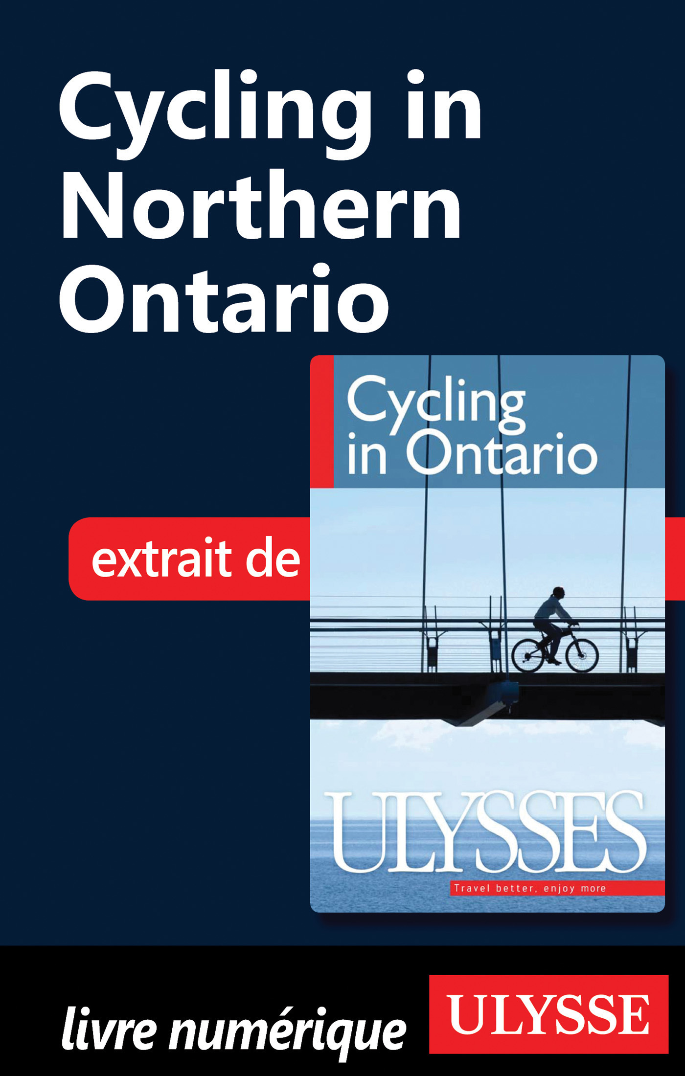 Cycling in Northern Ontario (ebook)