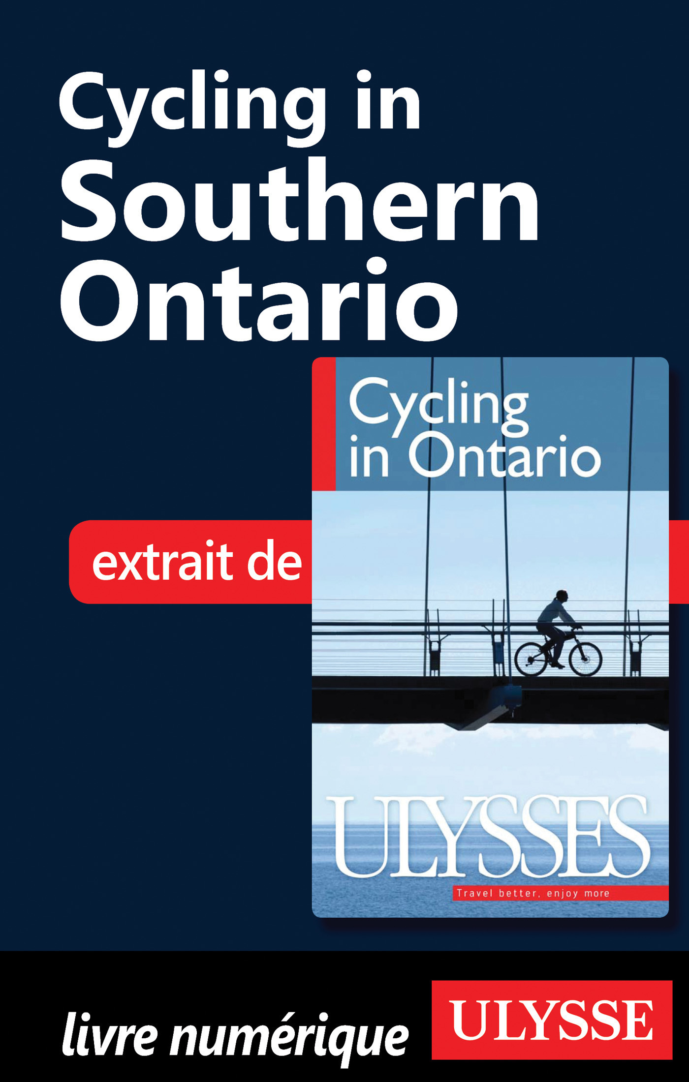 Cycling in Southern Ontario (ebook)