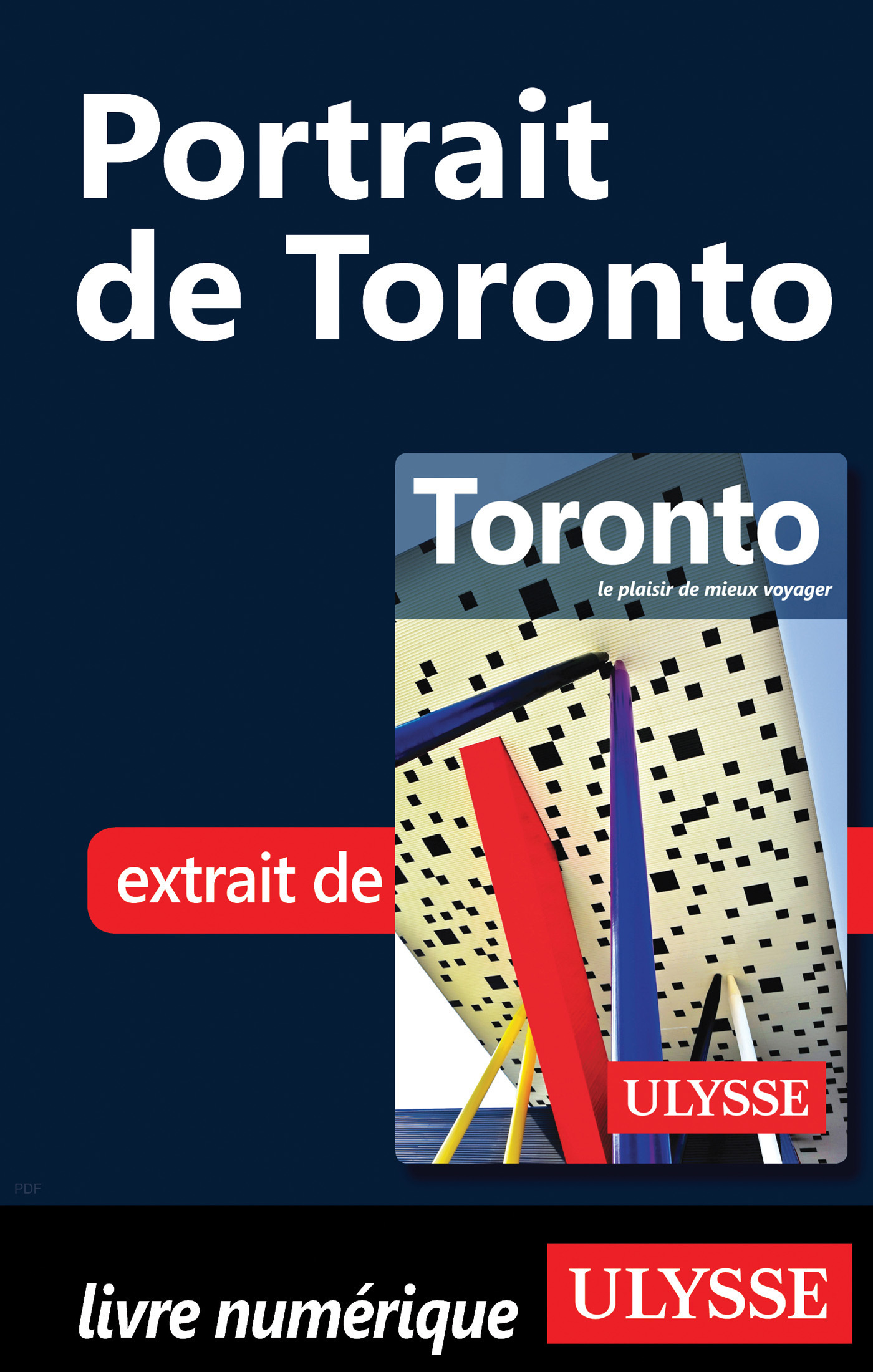 Portrait de Toronto (ebook)