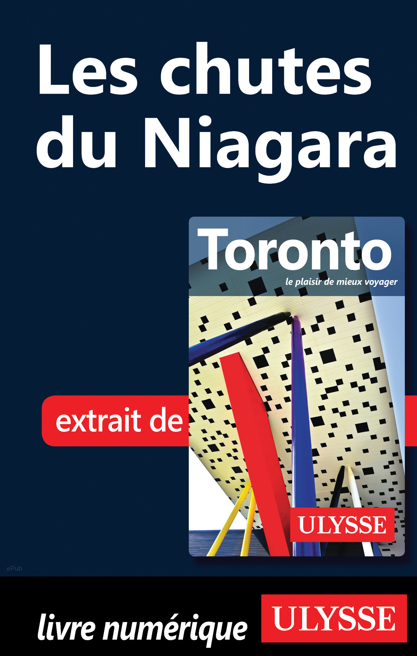 Les chutes du Niagara (ebook)