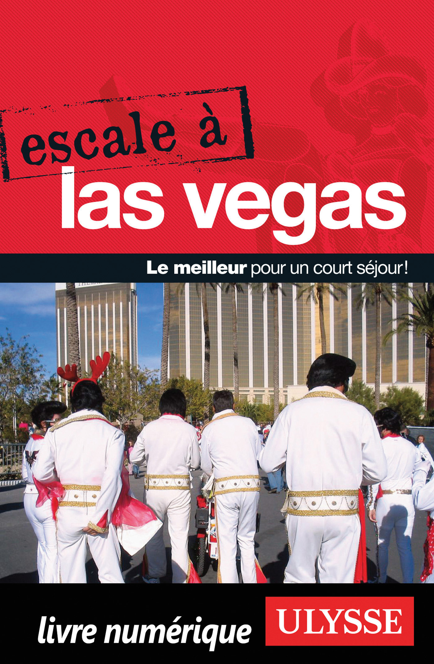 Escale à Las Vegas (ebook)