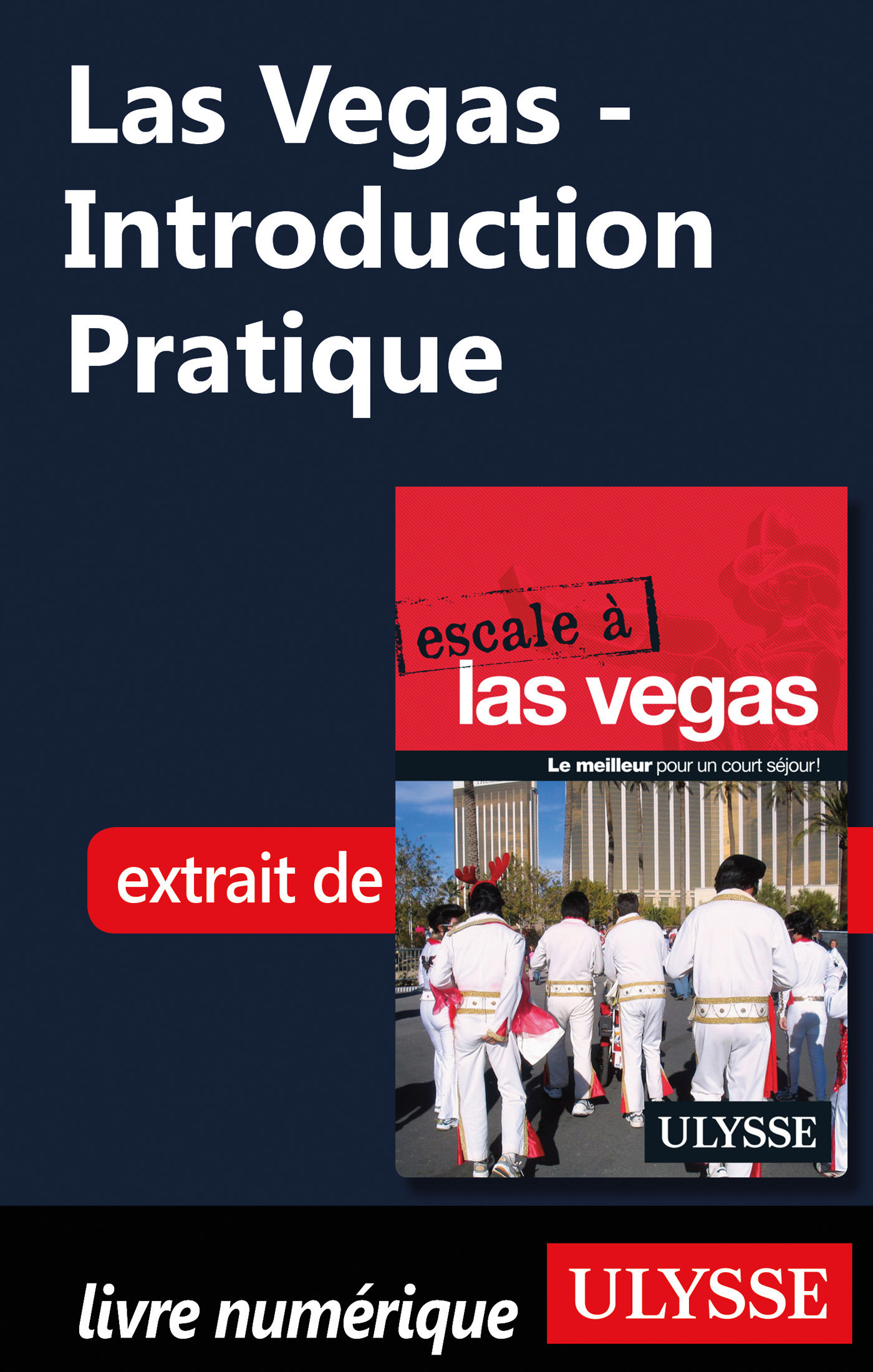 Las Vegas - Introduction Pratique (ebook)