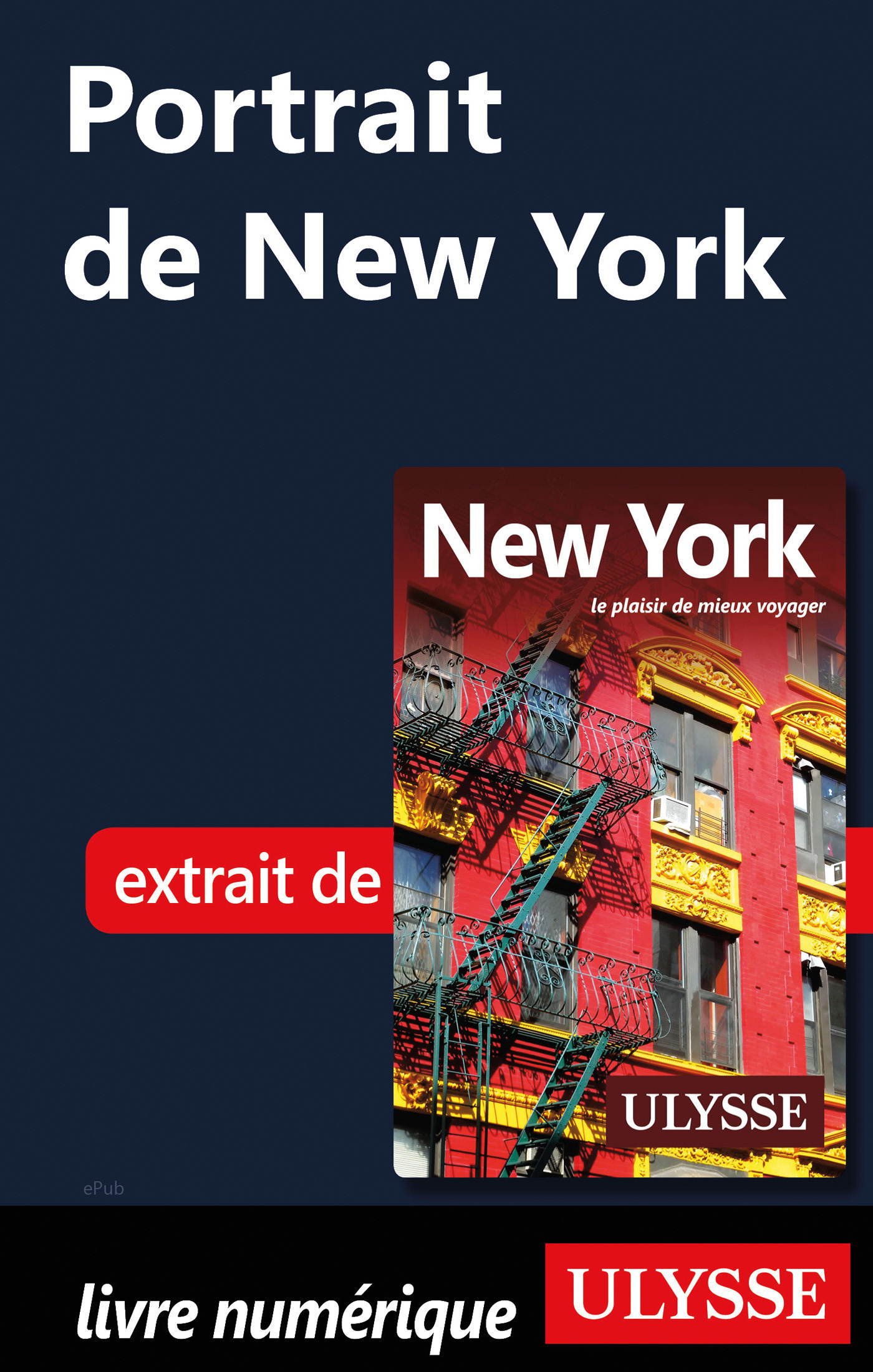 Portrait de New-York