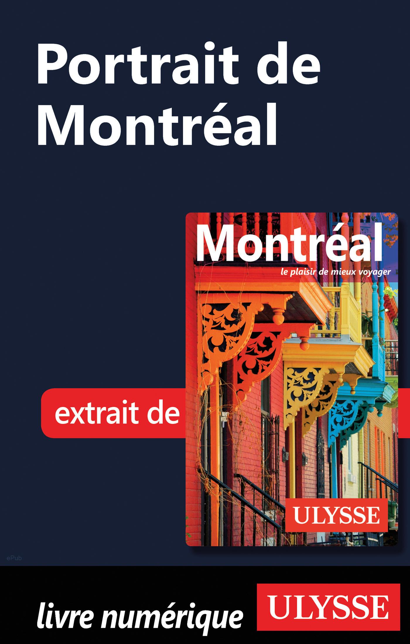 Portrait de Montréal (ebook)