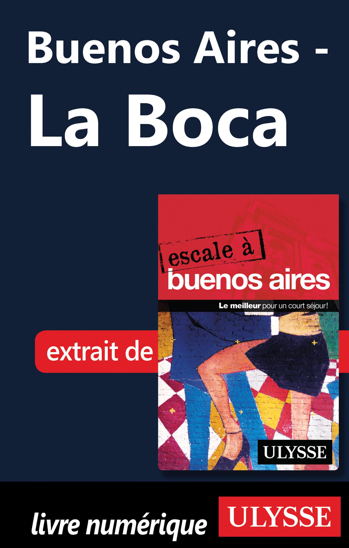 Buenos Aires - La Boca (ebook)