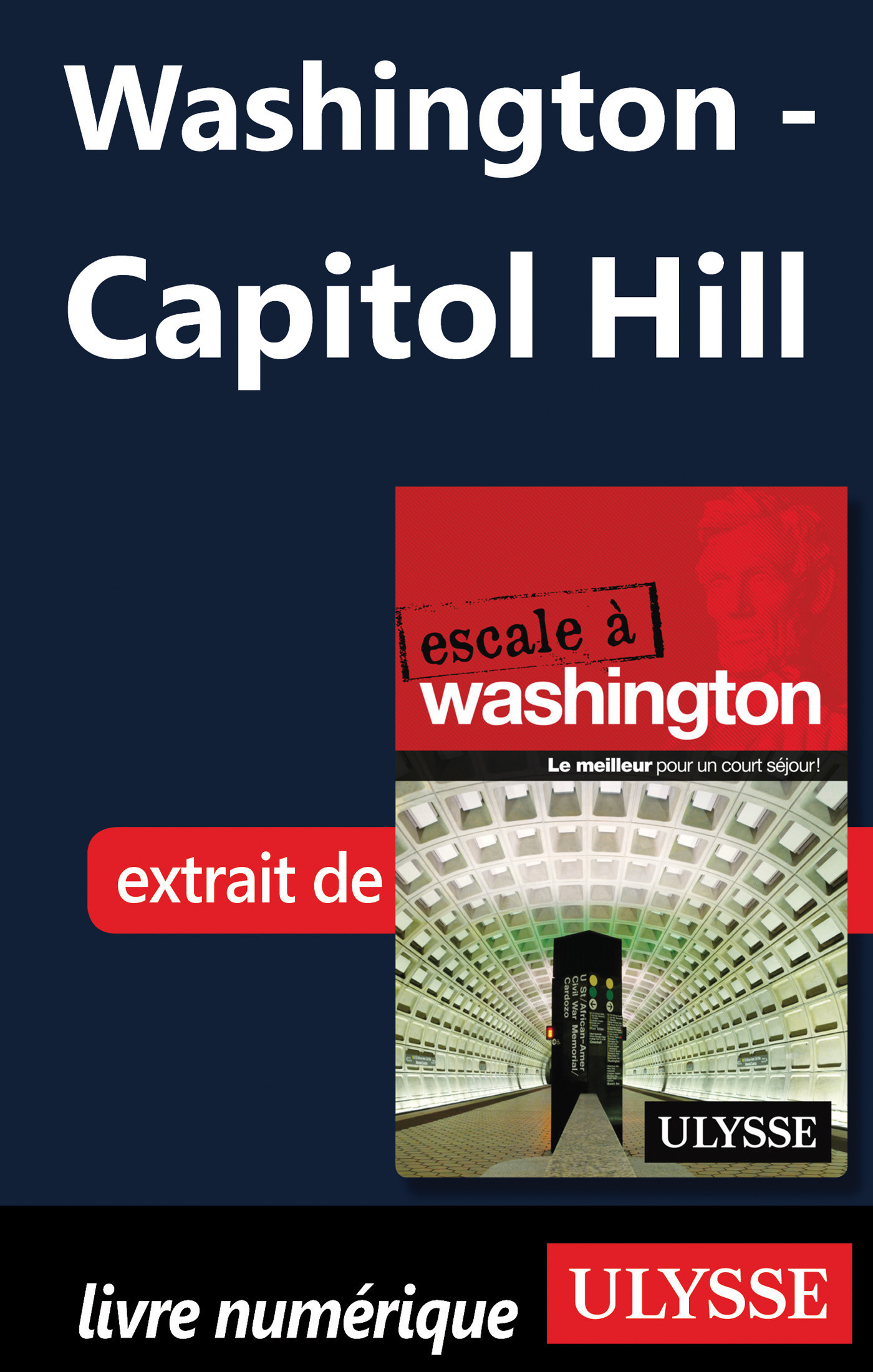 Washington - Capitol Hill (ebook)