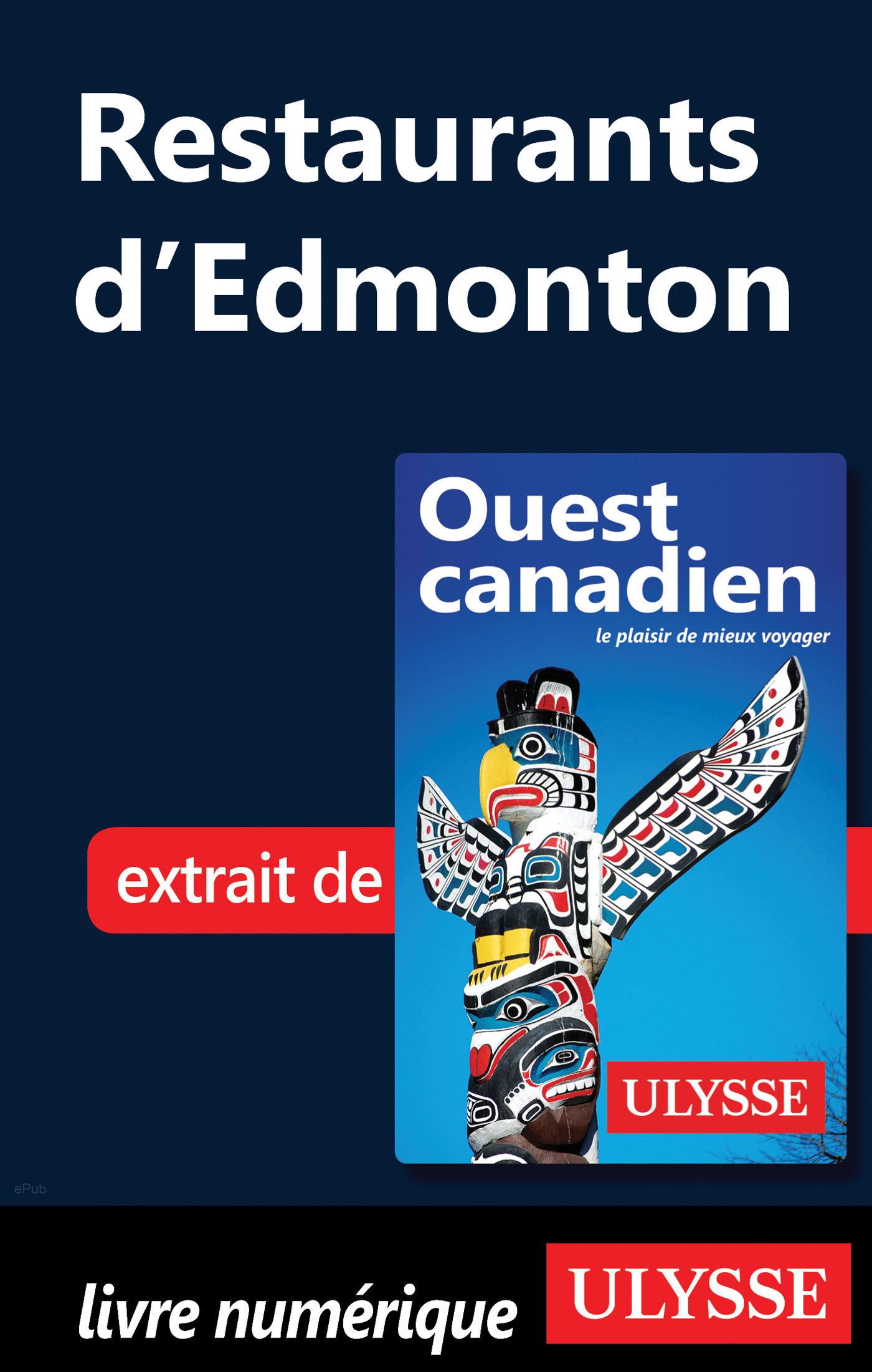 Restaurants d'Edmonton (ebook)