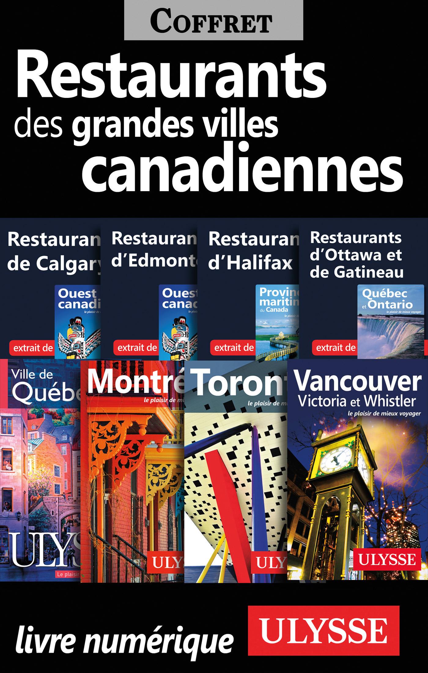 Restaurants des Grandes Villes Canadiennes
