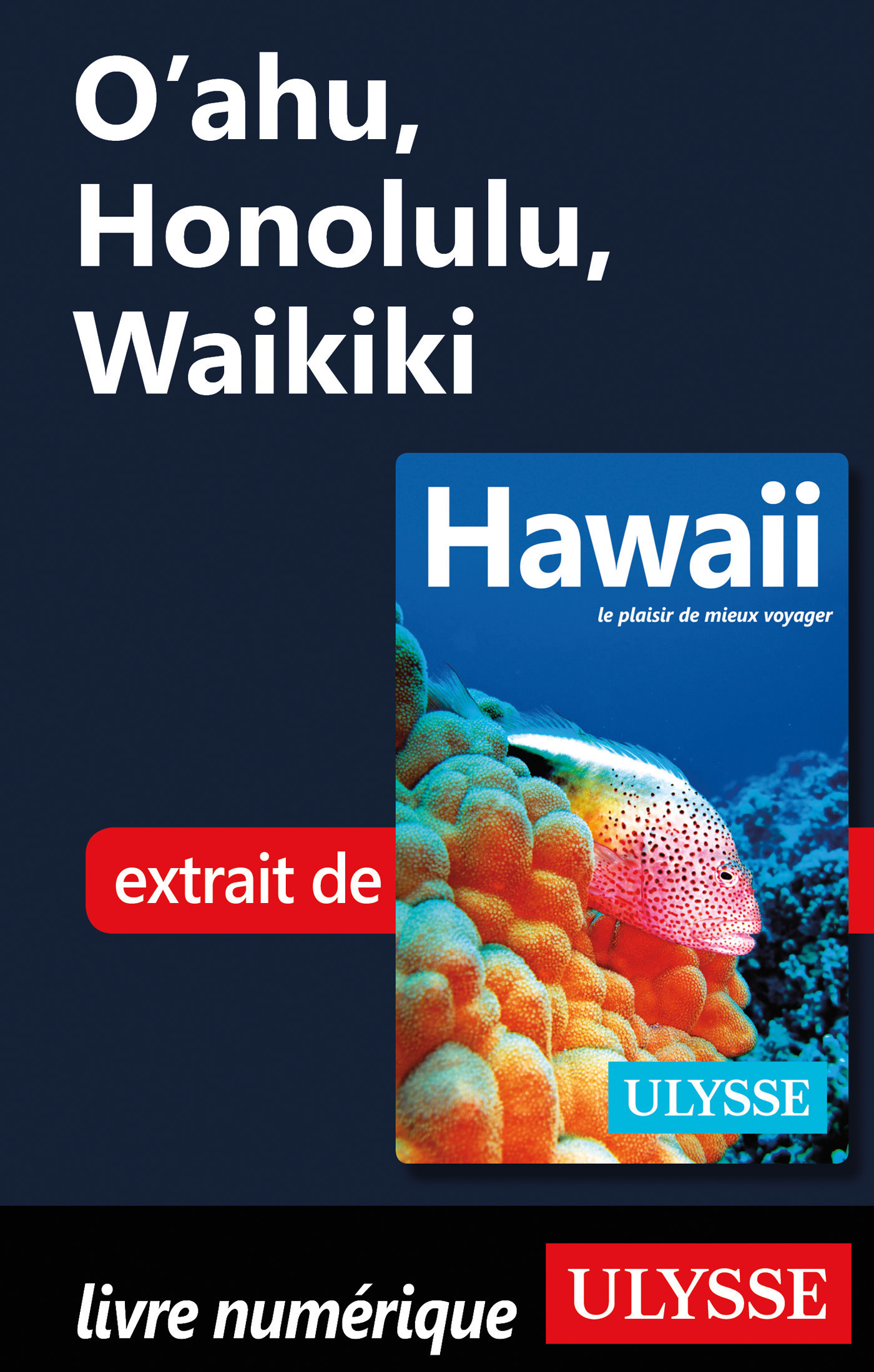 O'ahu, Honolulu, Waikiki (ebook)