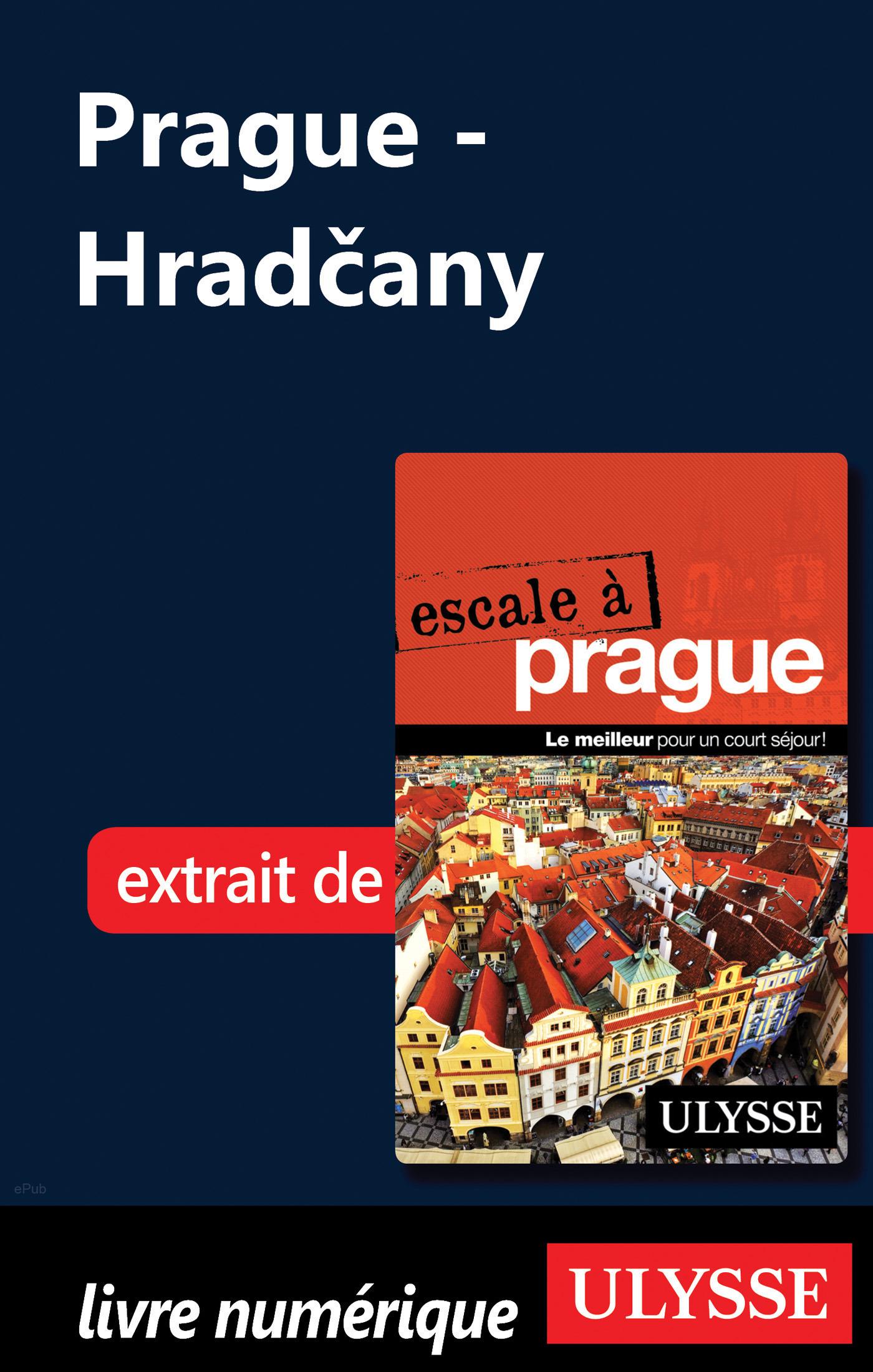 Prague - Hradcany (ebook)