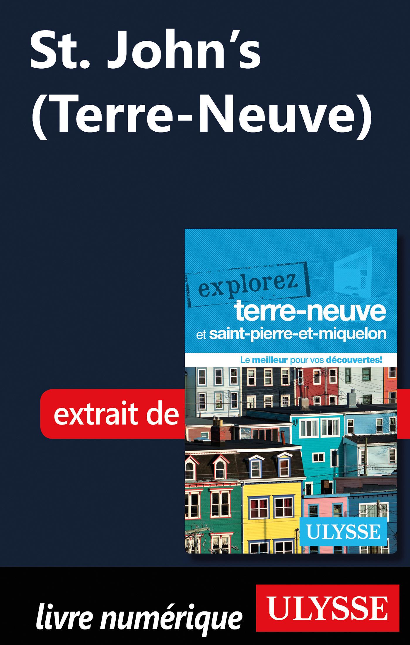 St. John's (Terre-Neuve) (ebook)