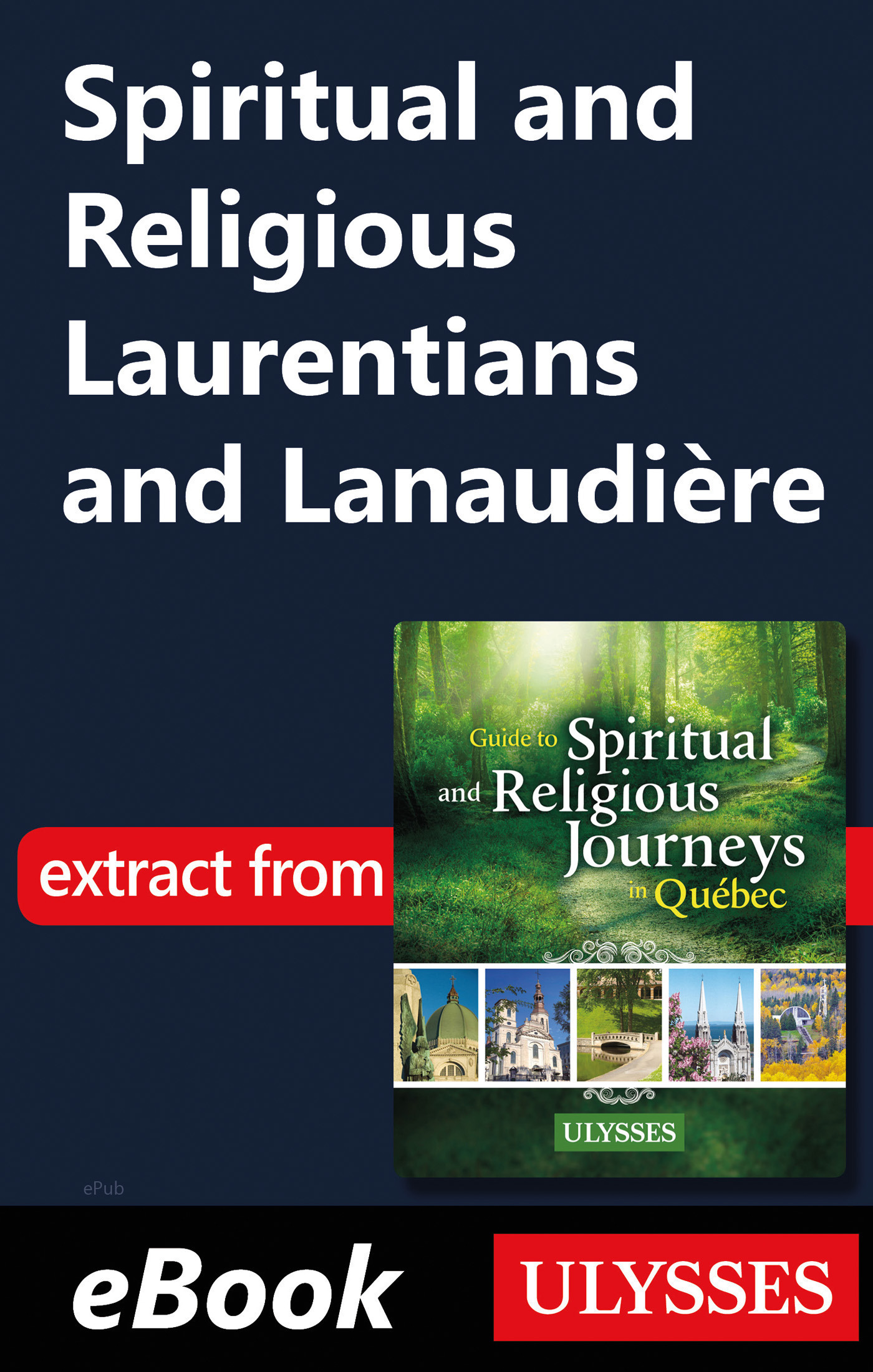 Spiritual and Religious Laurentians and Lanaudière