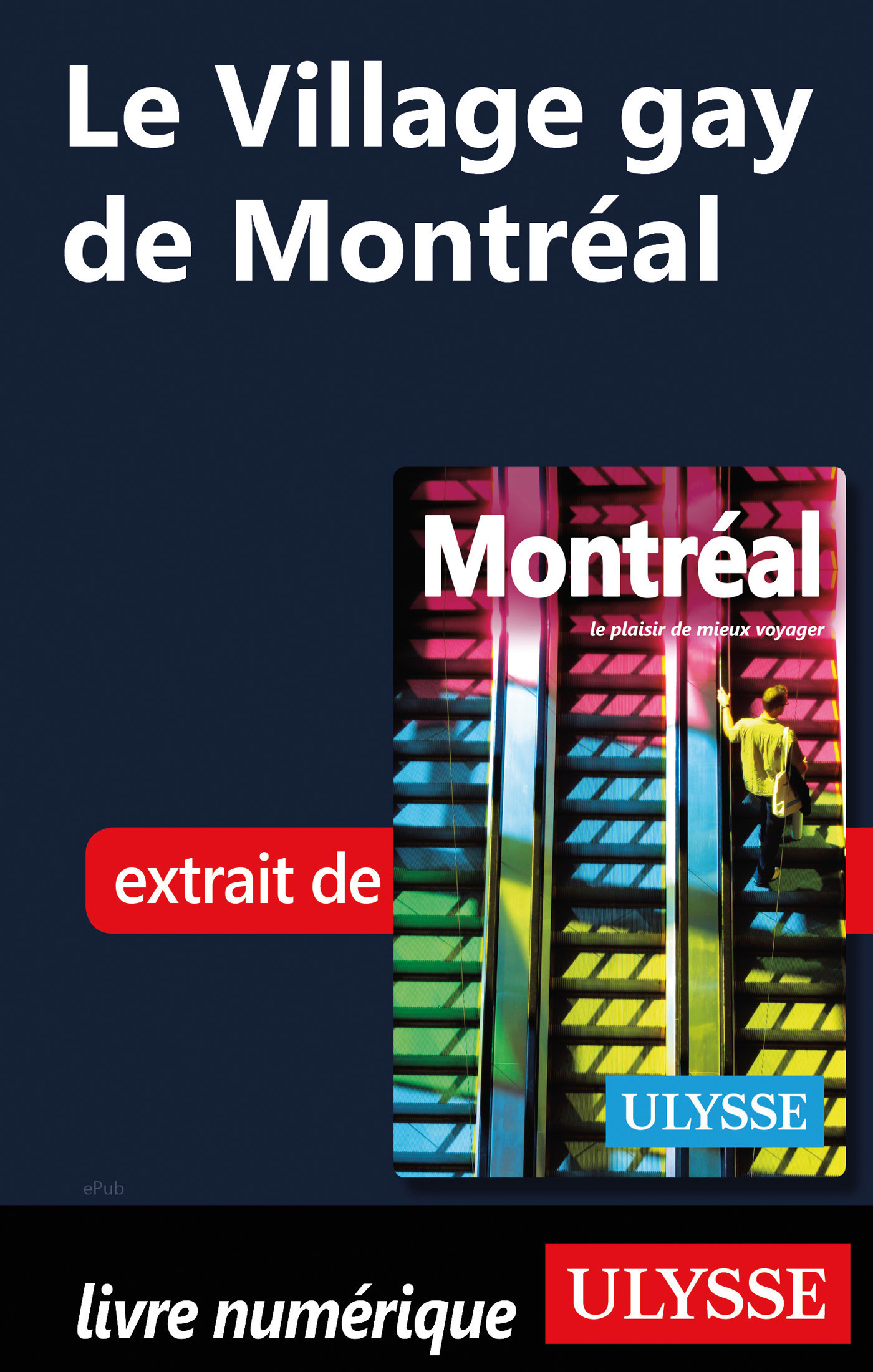 Le village gay de Montréal
