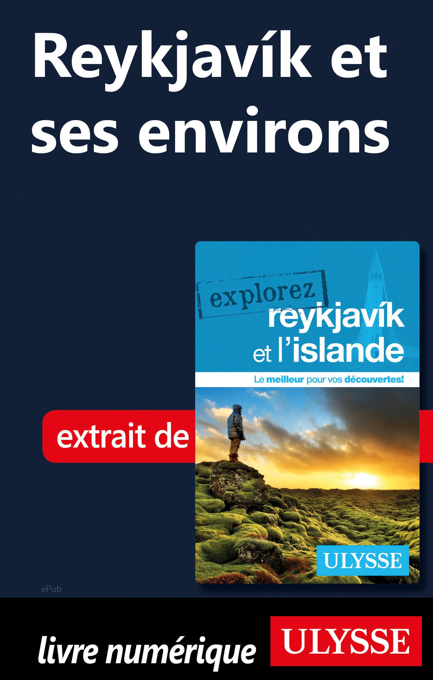 Reykjavik et ses environs (ebook)