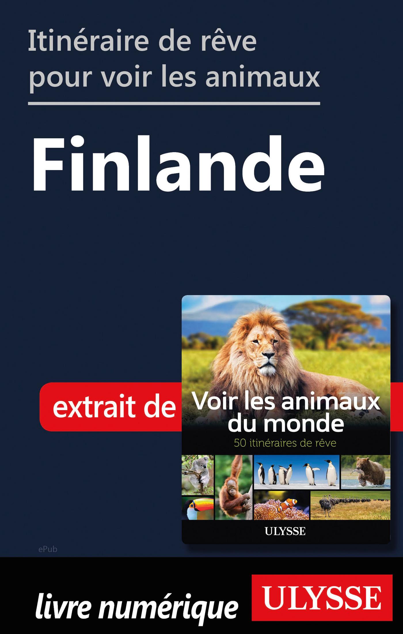 Itinéraire de rêve pour voir les animaux - Finlande