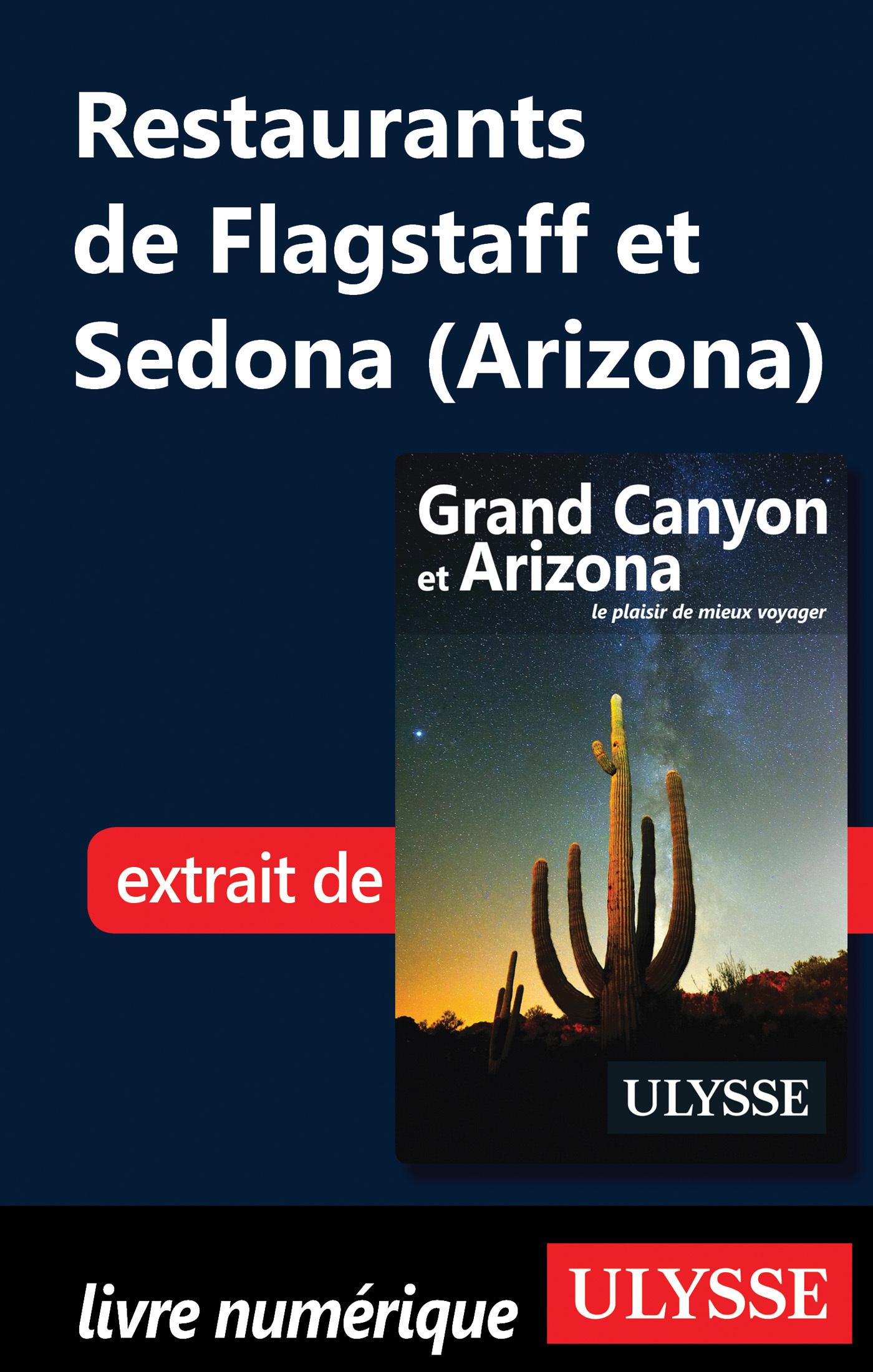 Restaurant de Flagstaff et Sedona Arizona