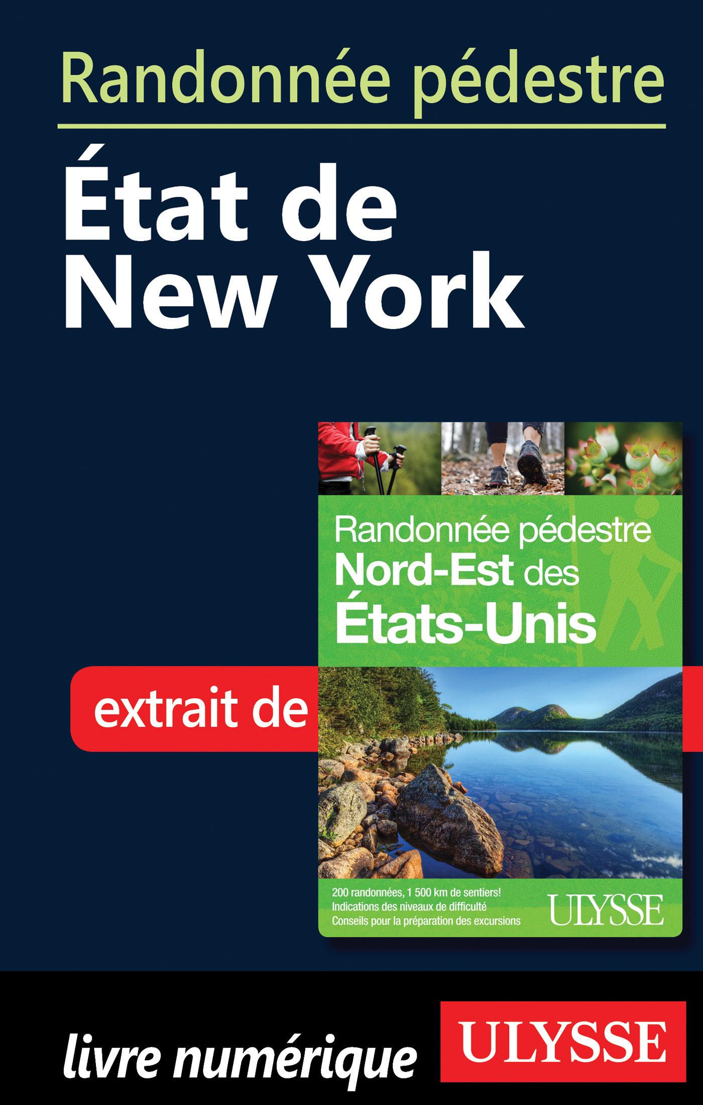 Randonnée pédestre - Etat de New York