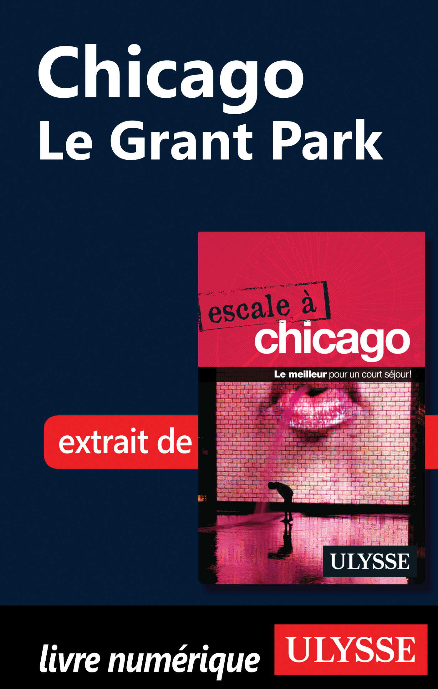 Chicago : Le Grant Park (ebook)