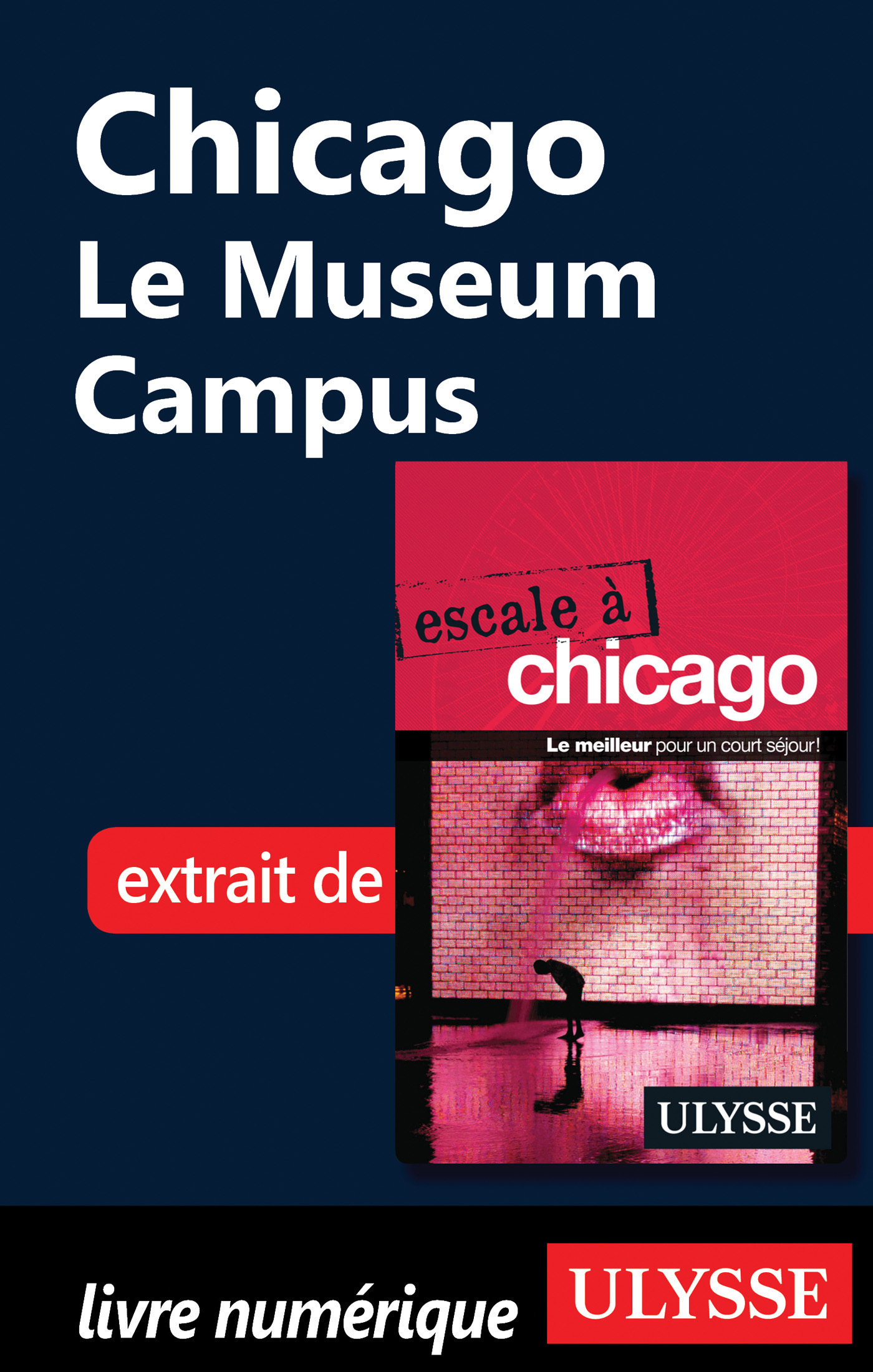 Chicago : Le Museum Campus (ebook)
