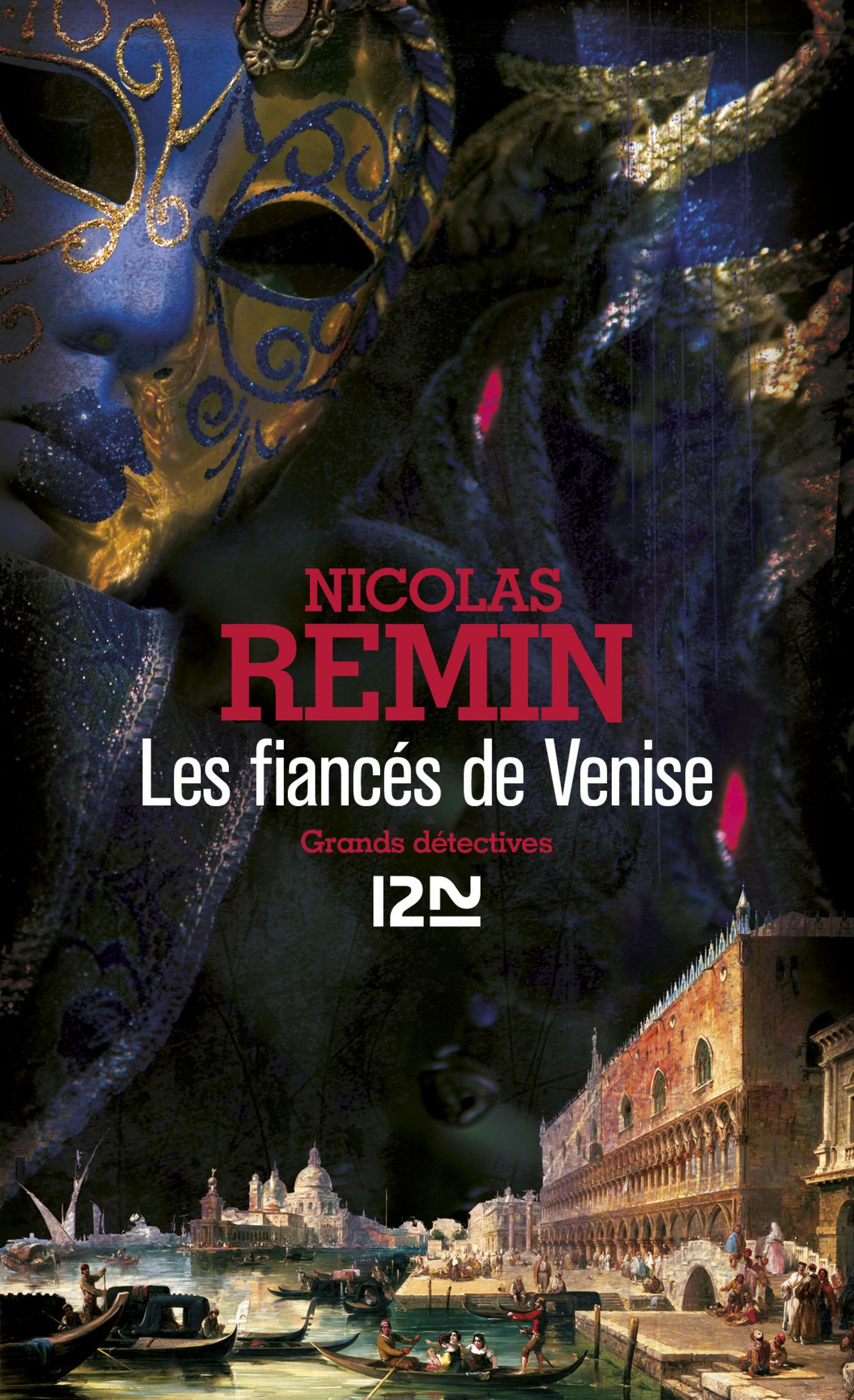Les fiancés de Venise (ebook)