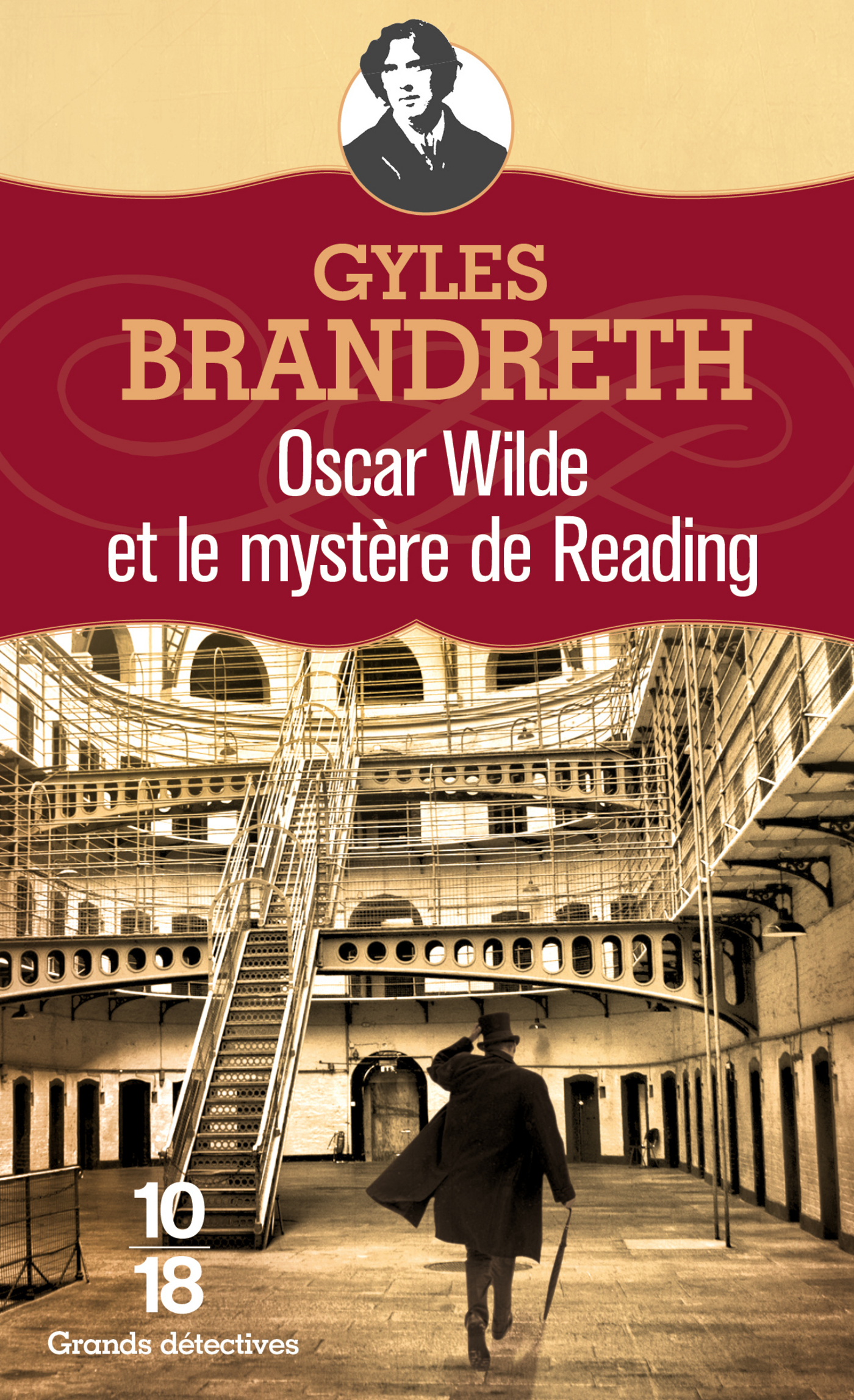 Oscar Wilde et le mystère de Reading (ebook)