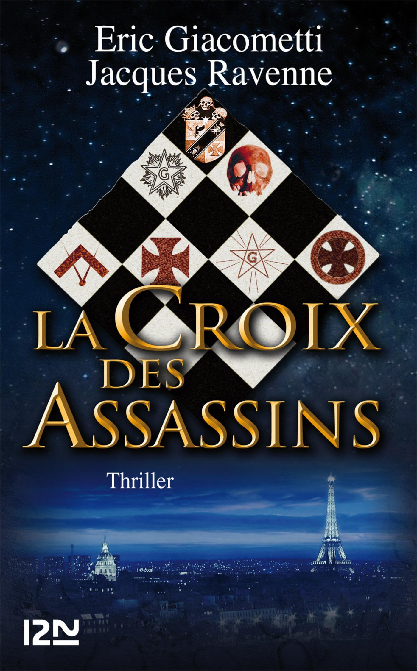 Vignette du livre La Croix des Assassins