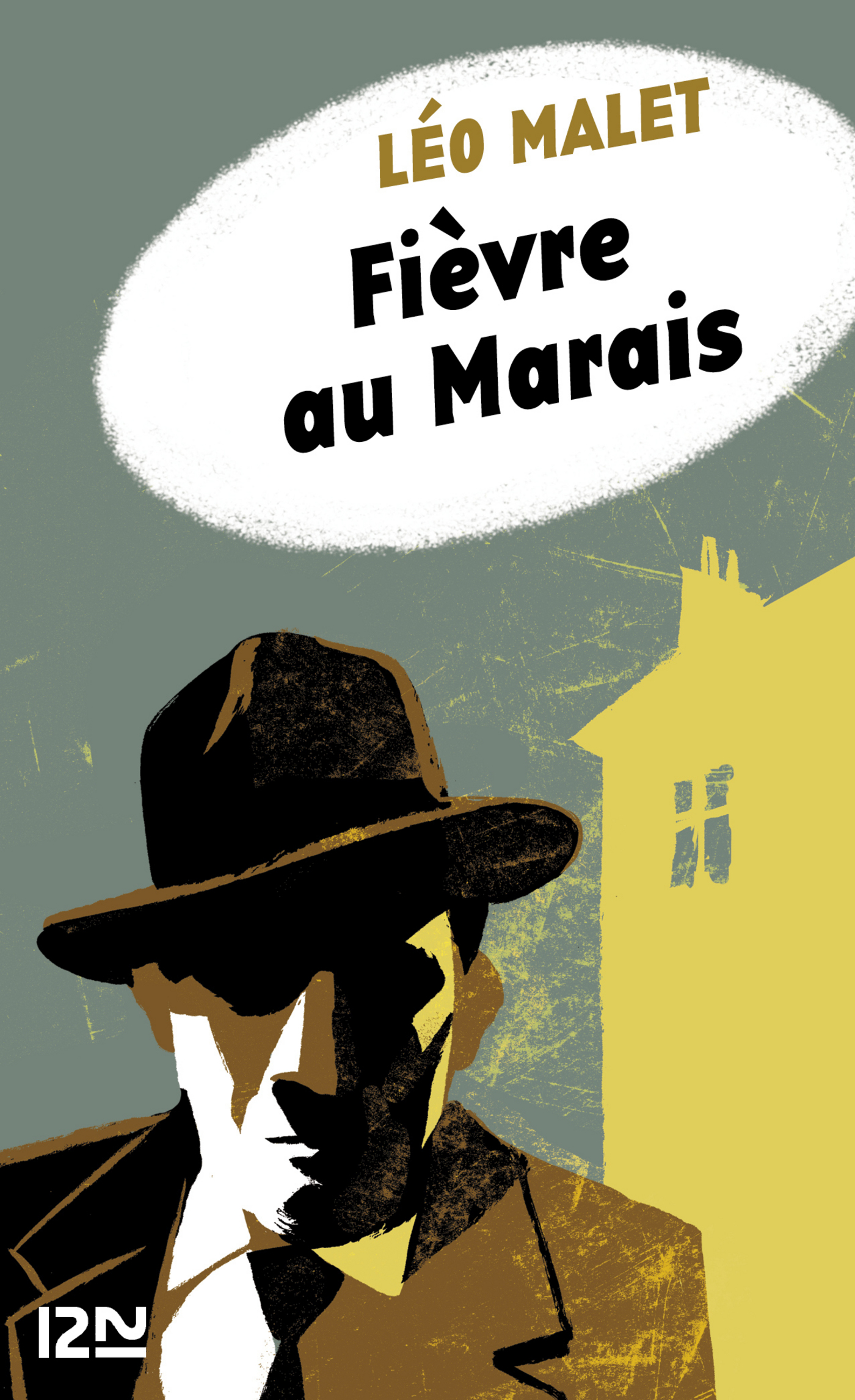 Fièvre au Marais (ebook)