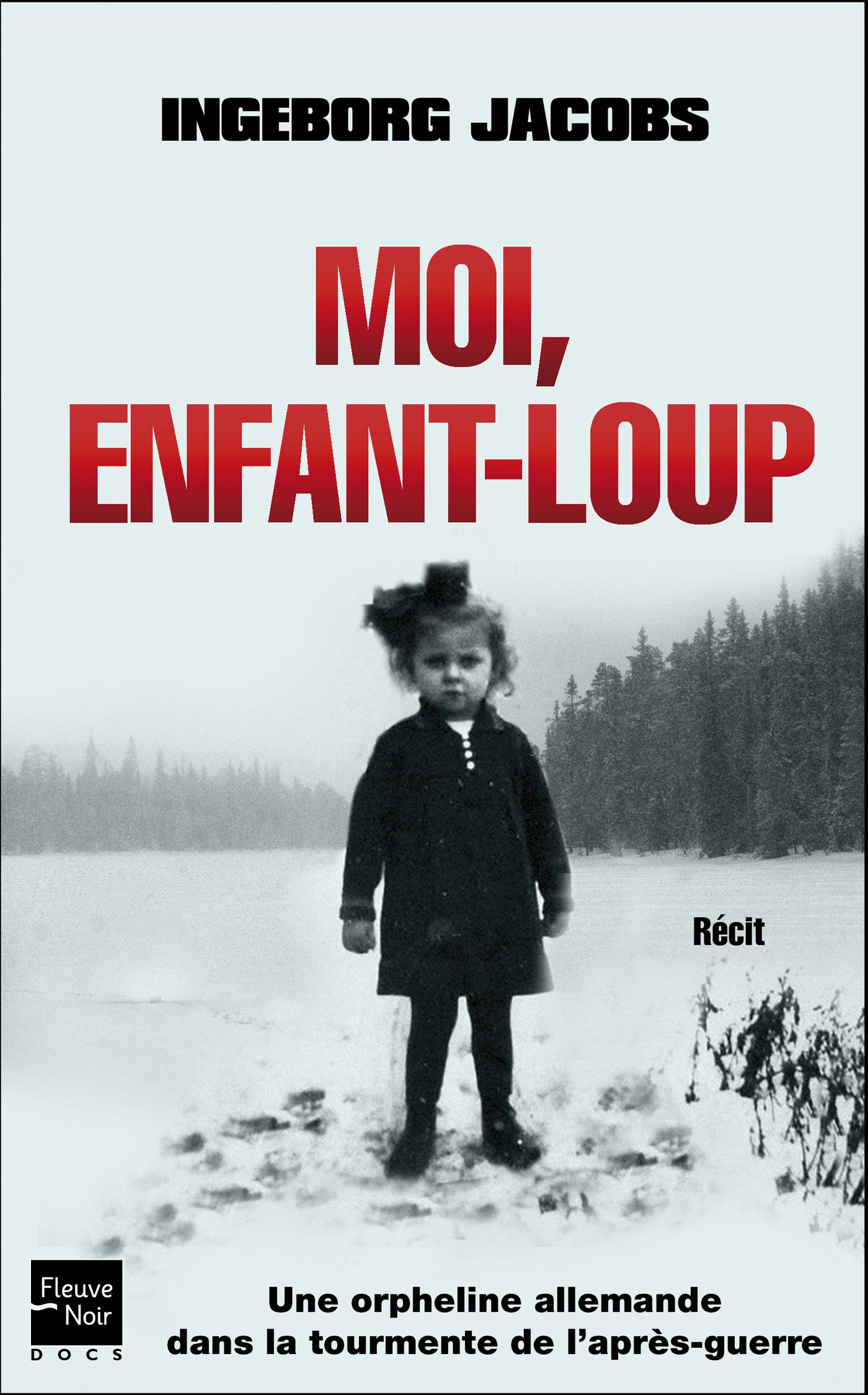 Moi, enfant-loup (ebook)