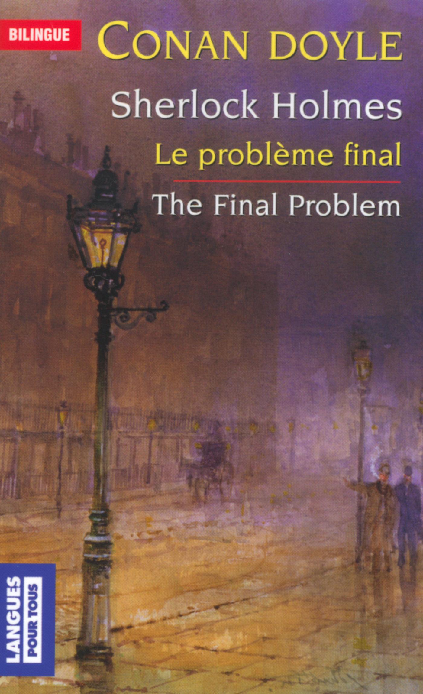 Le problème final (Nouvelles)