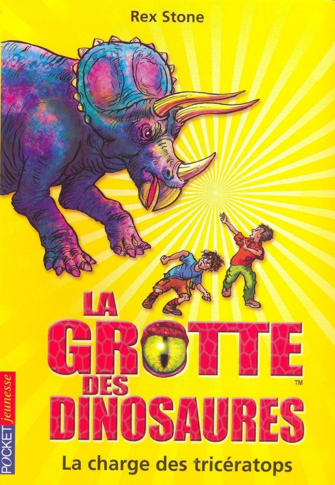 La grotte des dinosaures tome 2