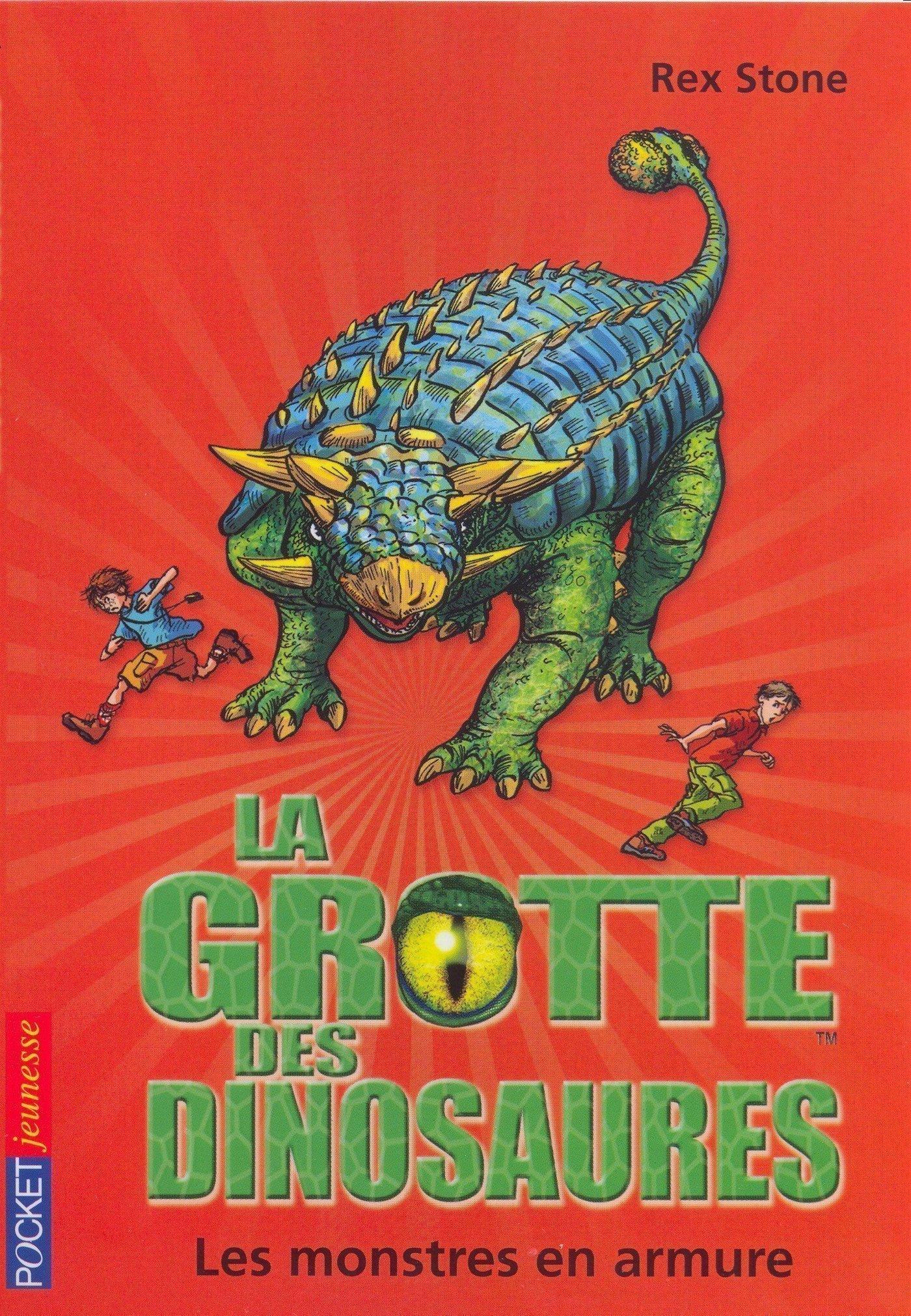 La grotte des dinosaures tome 3
