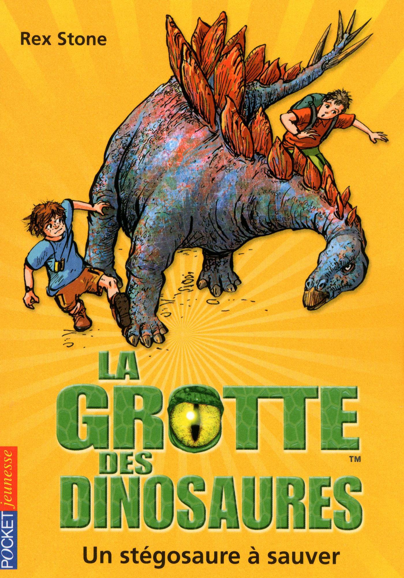 La grotte des dinosaures tome 7