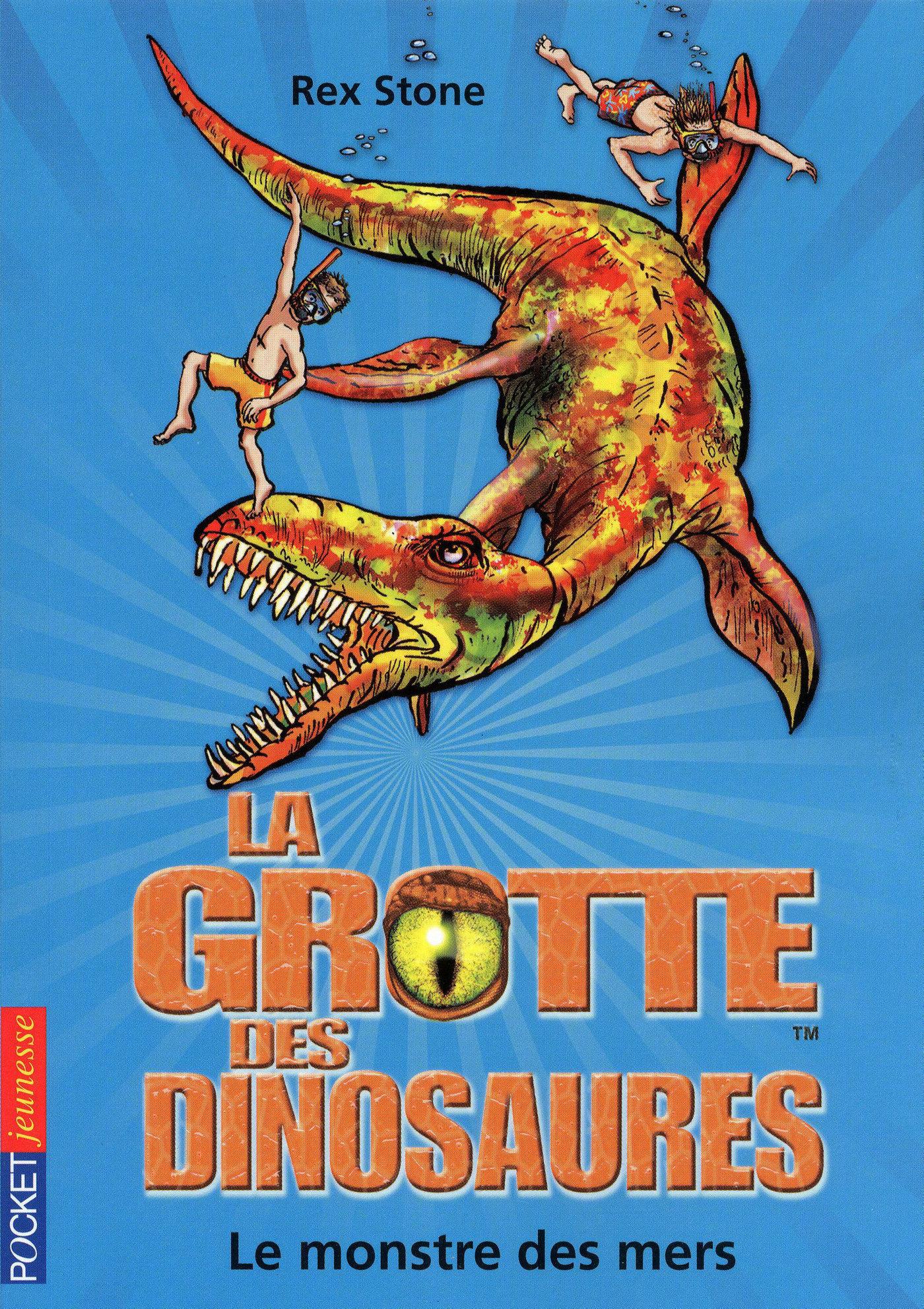 La grotte des dinosaures tome 8
