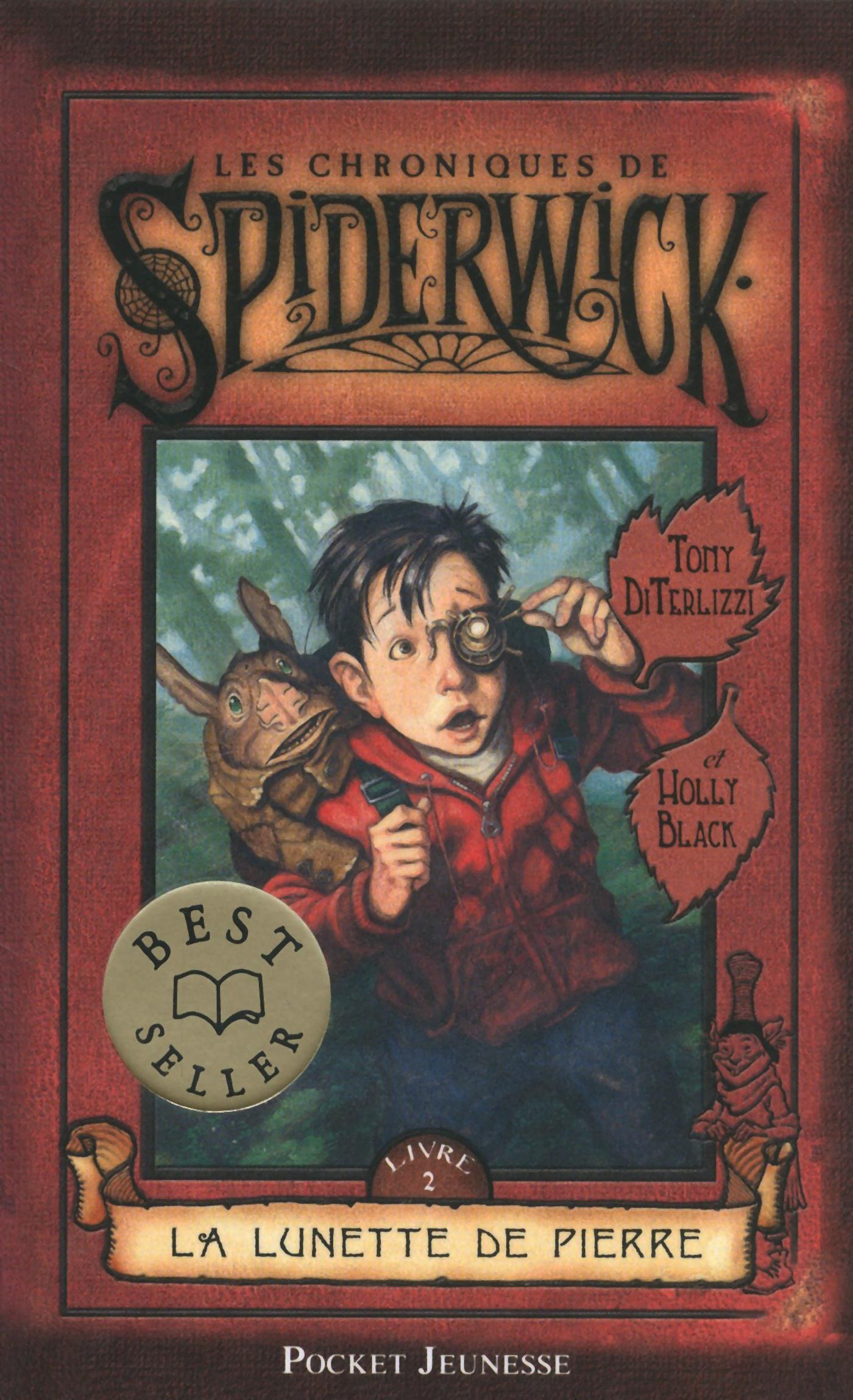 Les chroniques de Spiderwick tome 2