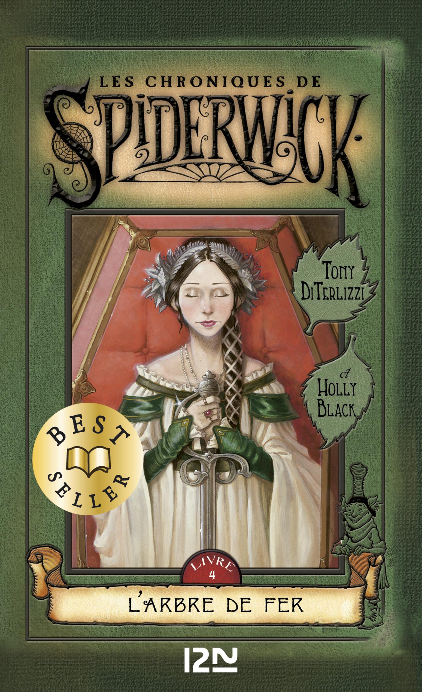 Les chroniques de Spiderwick - tome 4
